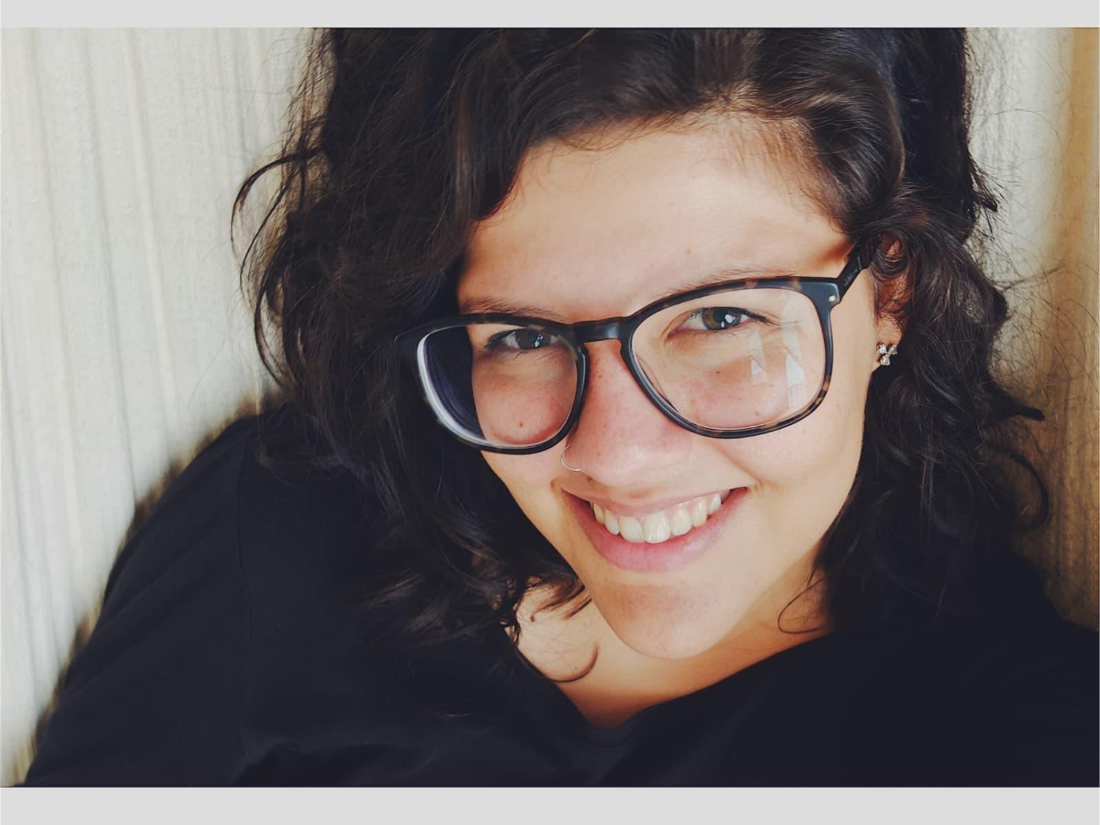 Gabriela from Rio de Janeiro, Brazil