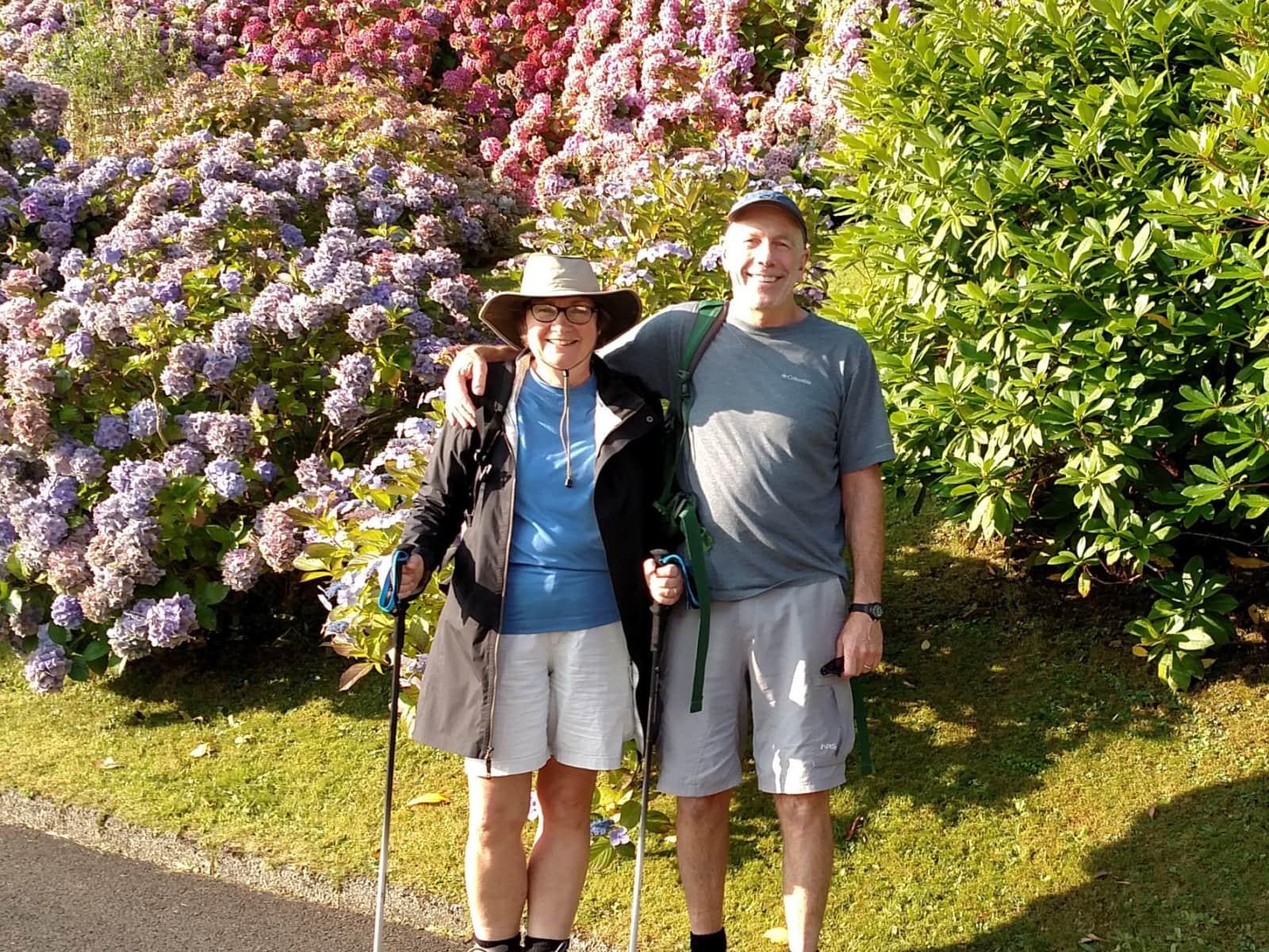 Joanne & David from Portland, Oregon, United States