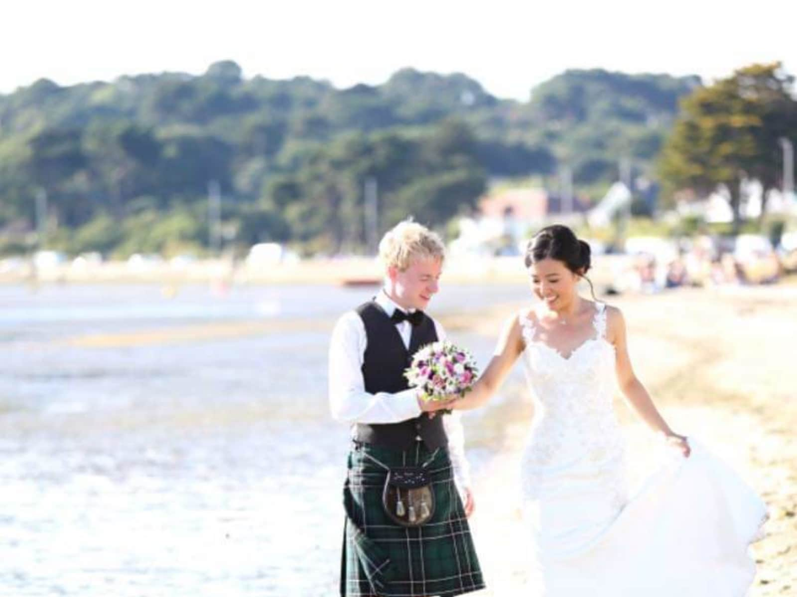 Andrew & Shu ling from Dorchester, United Kingdom