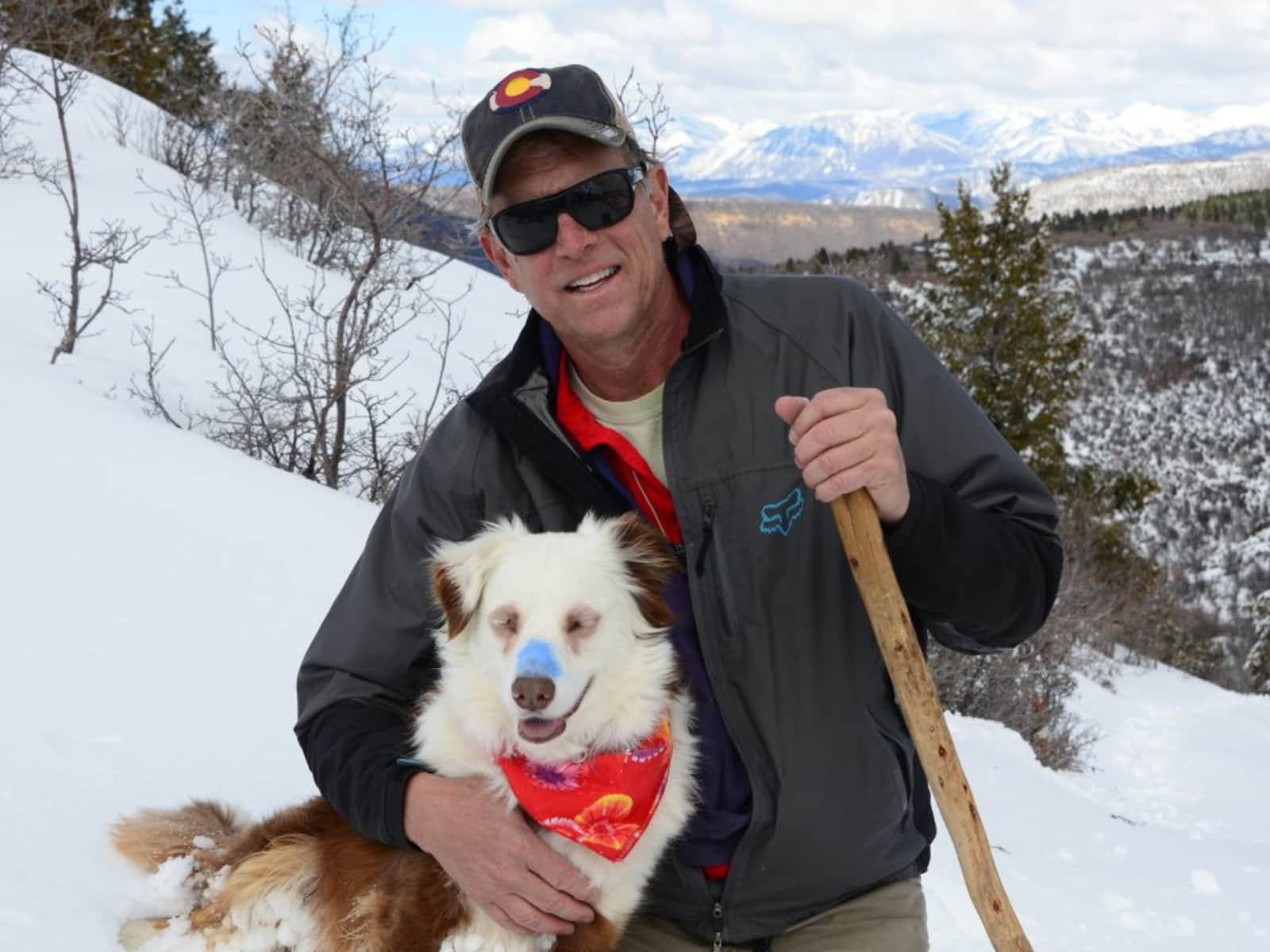David from Crawford, Colorado, United States
