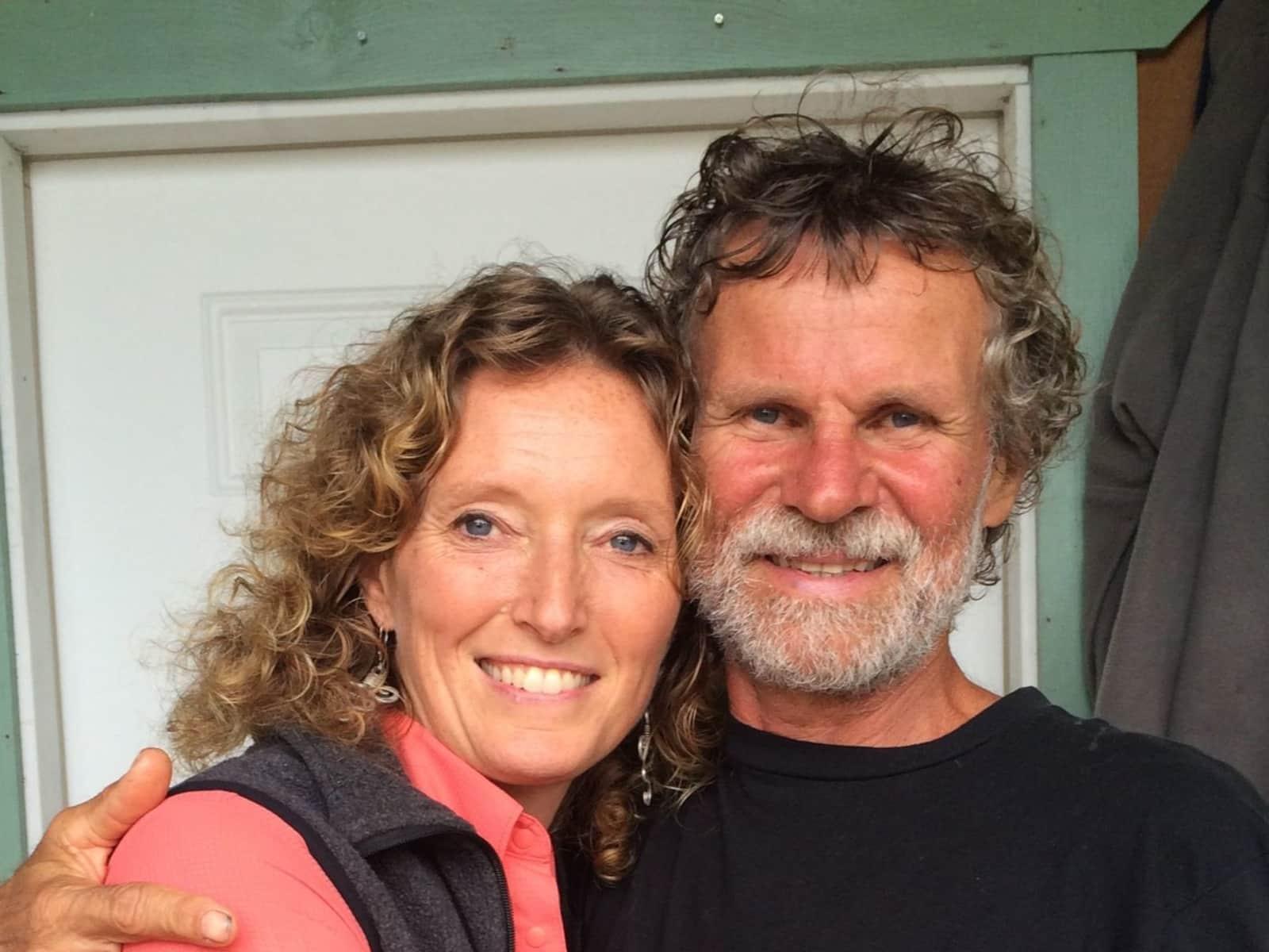 Dena & Graham from Bexhill-on-Sea, United Kingdom