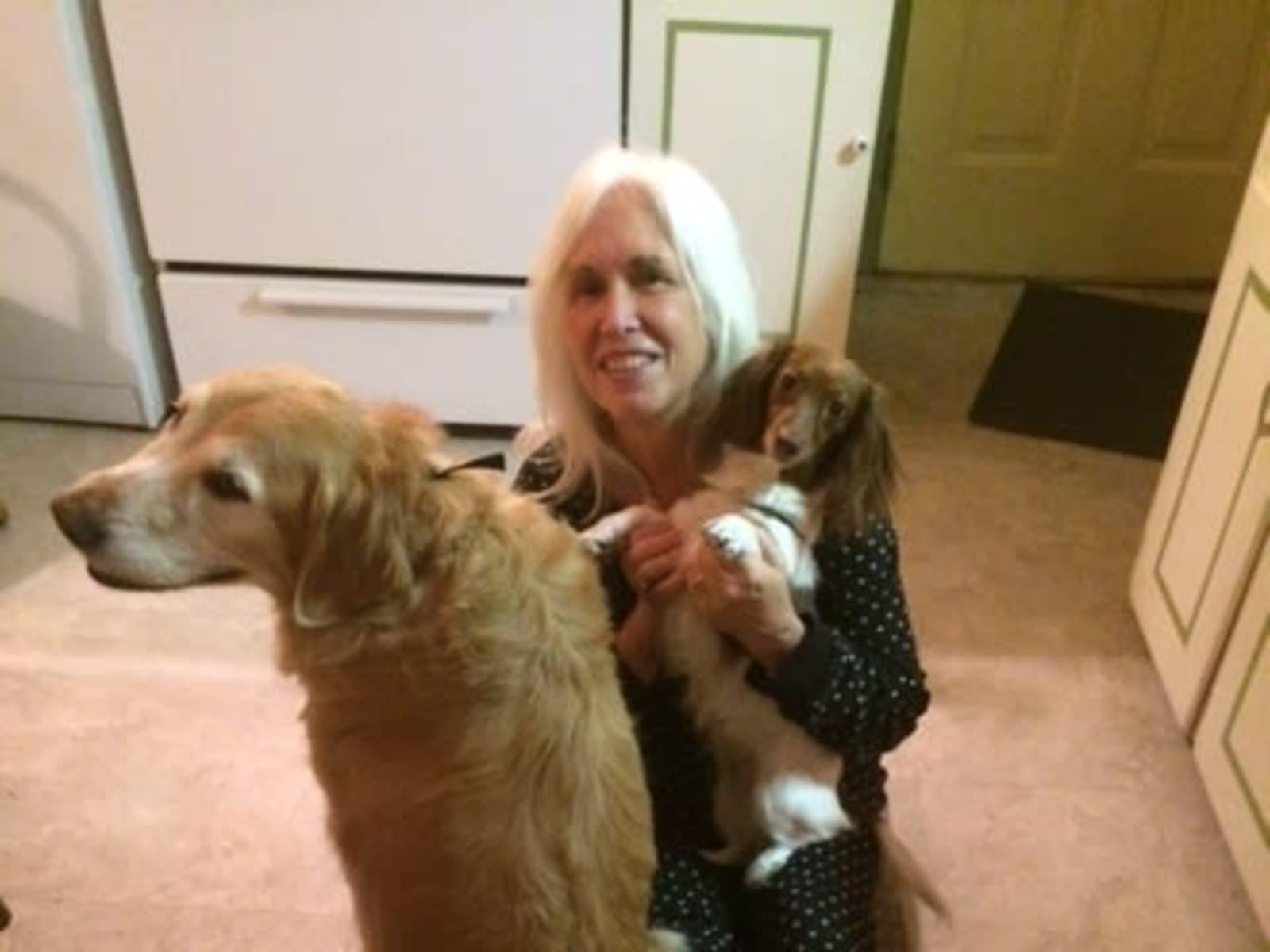 Carol from Easton, Pennsylvania, United States
