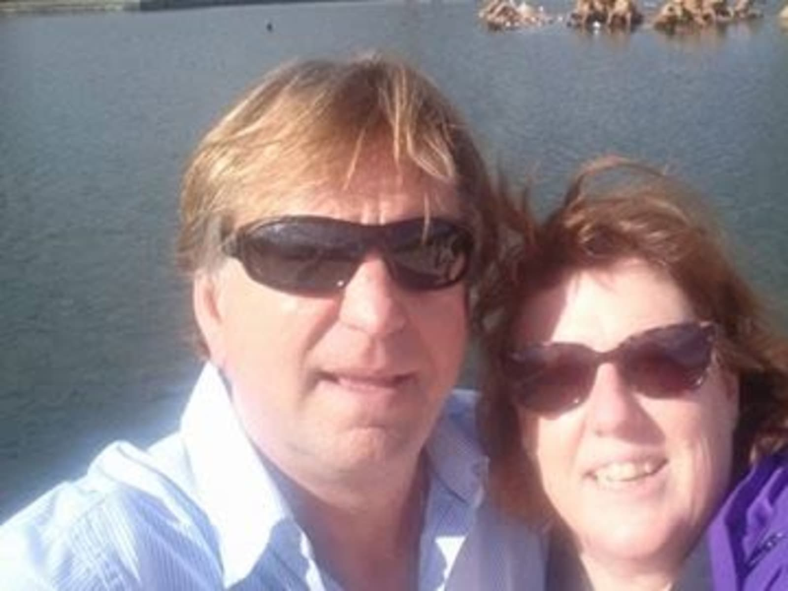 Cherie & Ian from Roumazières-Loubert, France
