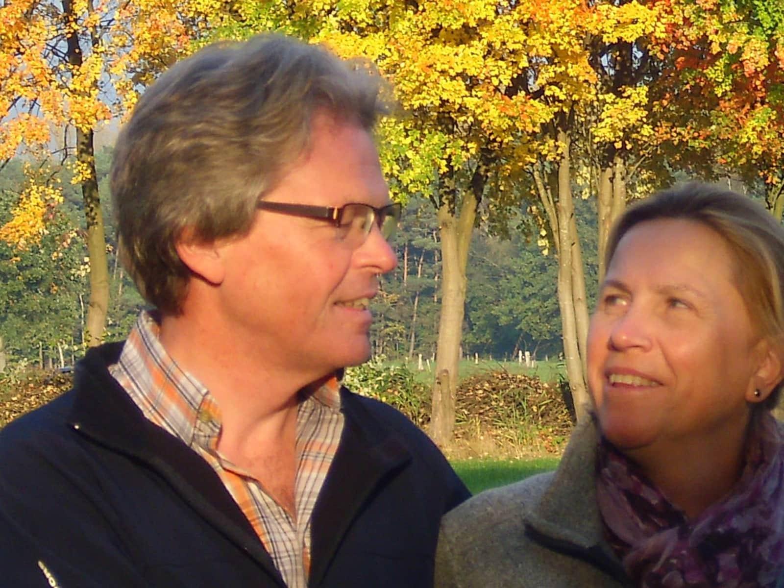 Rutger en karine & Karine from Antwerpen, Belgium