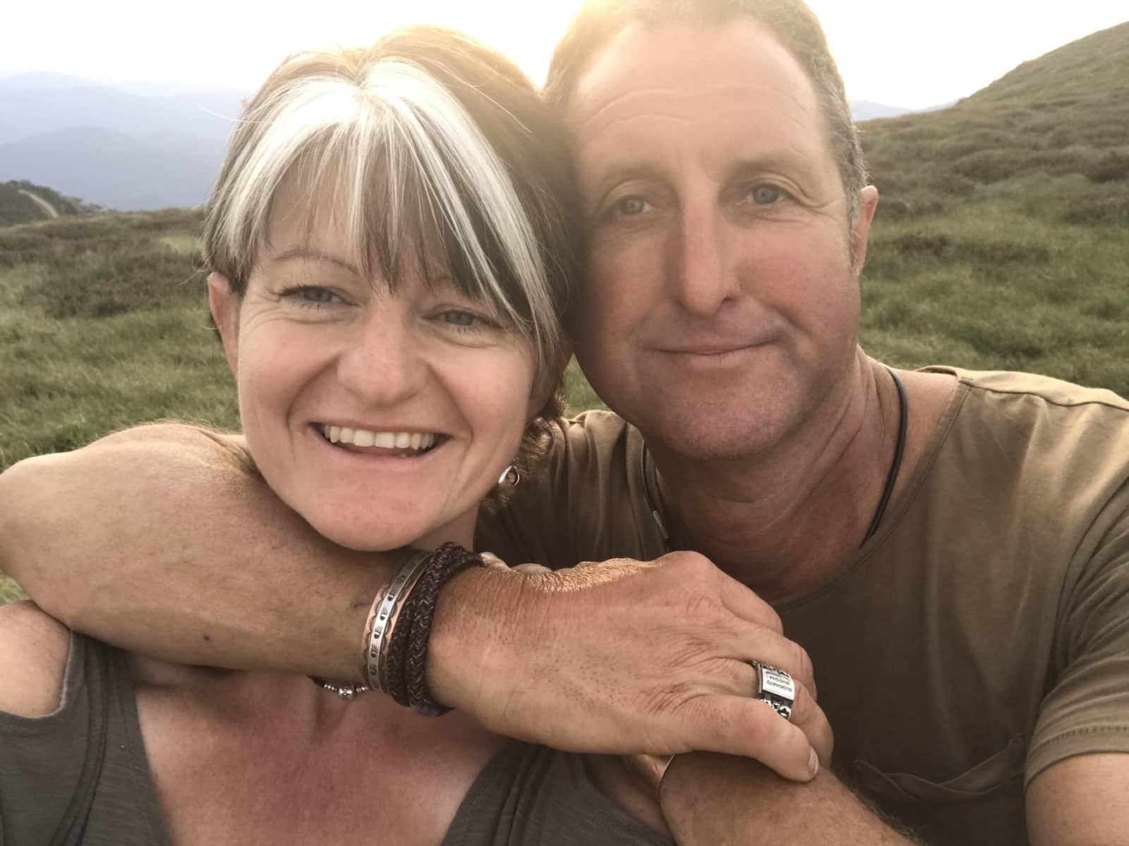 Donna & Allan from Merrijig, Victoria, Australia