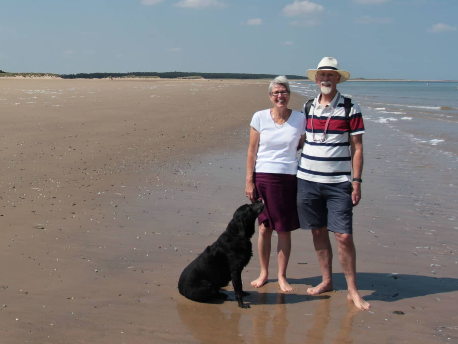 Richard & Christine from Fakenham, United Kingdom