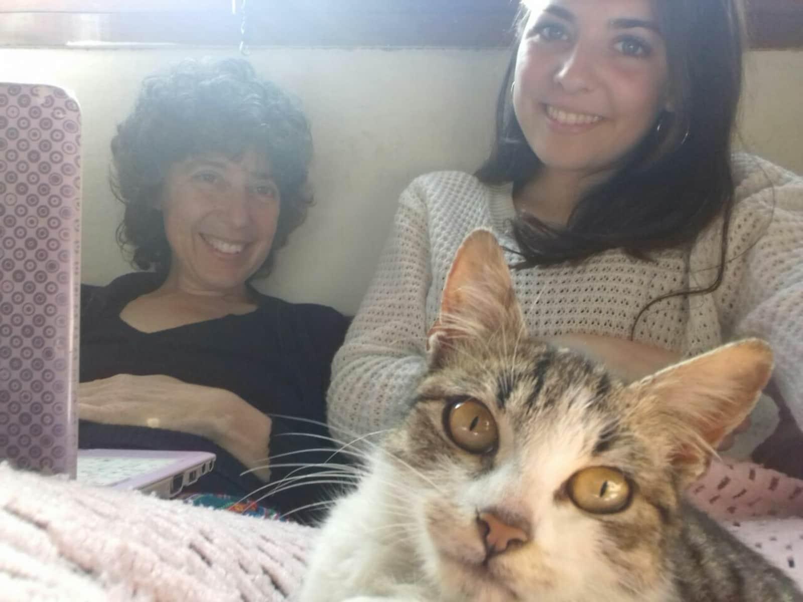 Alejandra & Sofia from Santa Rosa de Calamuchita, Argentina