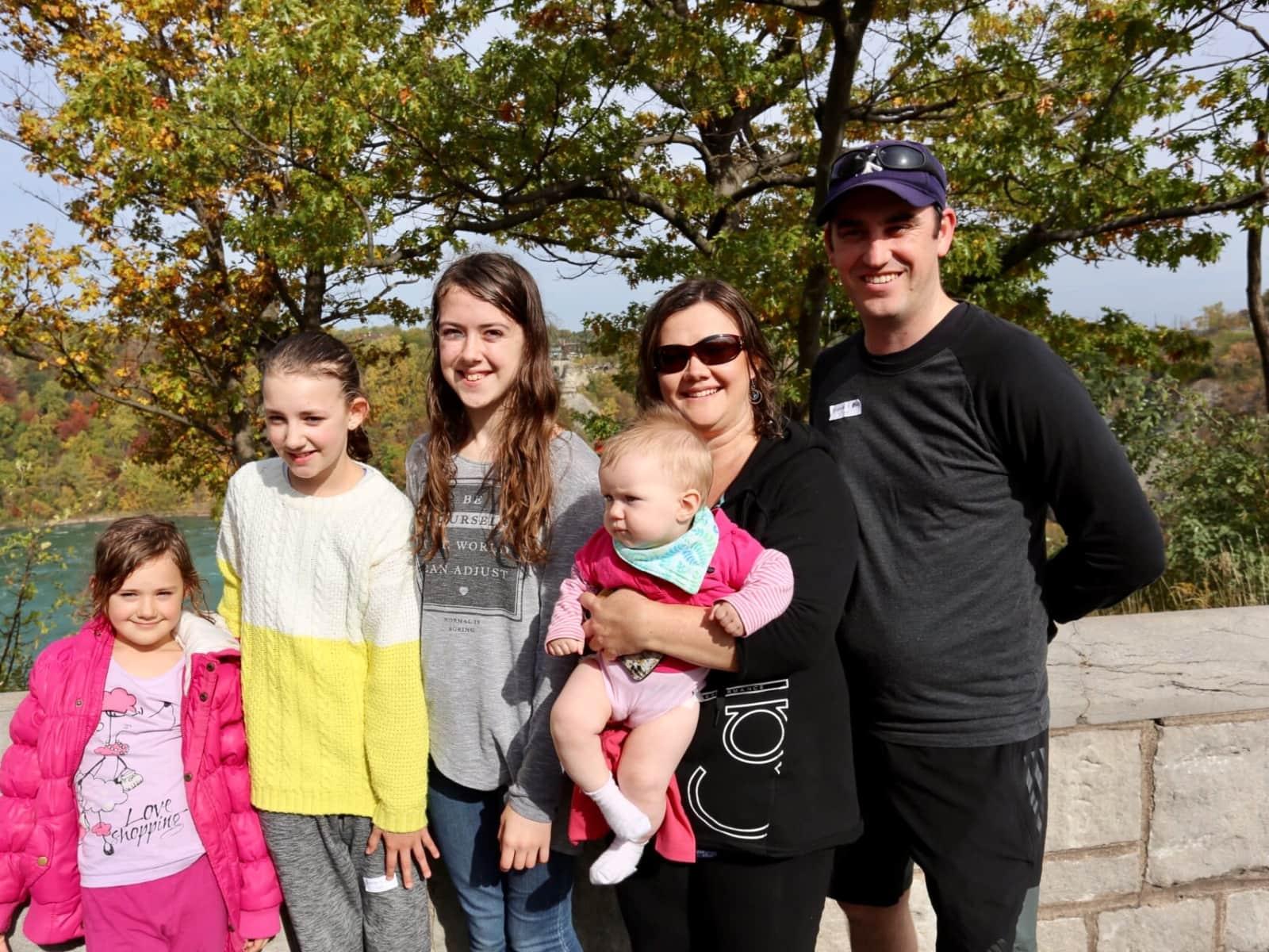 Kristine & Stephen from Etobicoke, Ontario, Canada