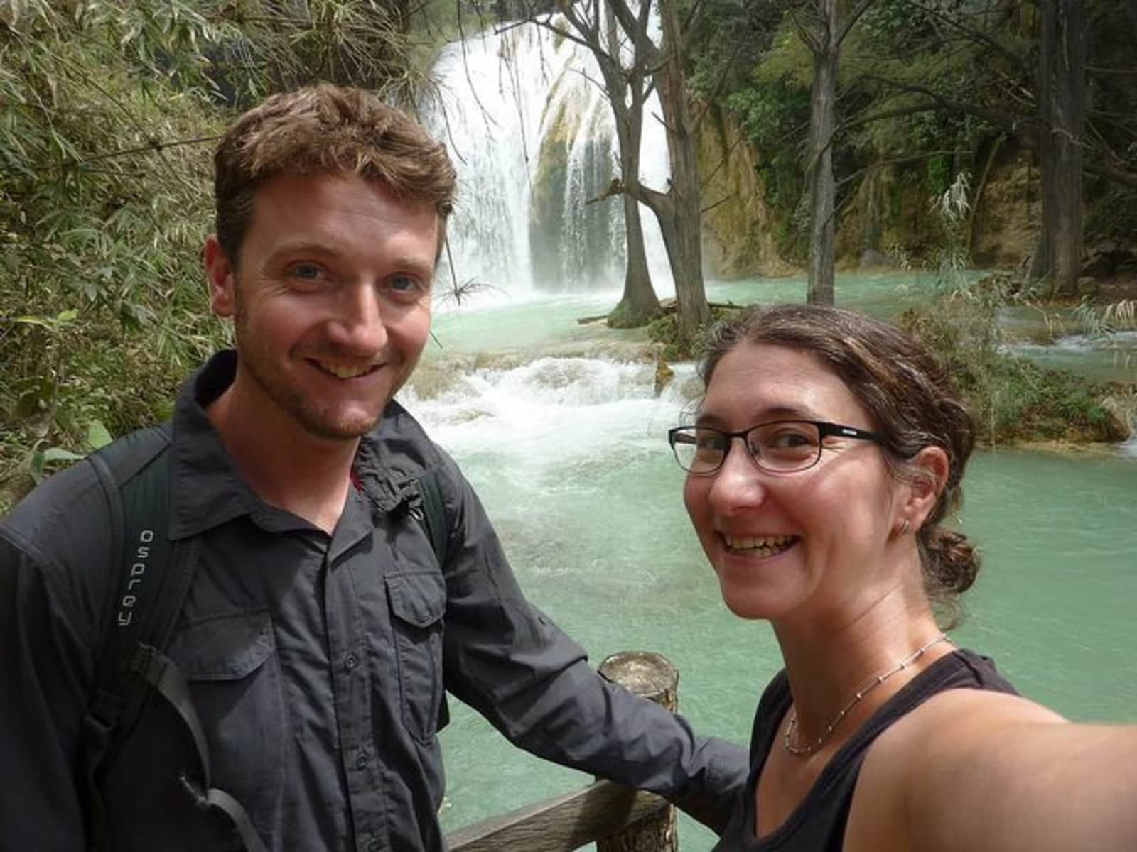 Kate & Peter from Lichfield, United Kingdom