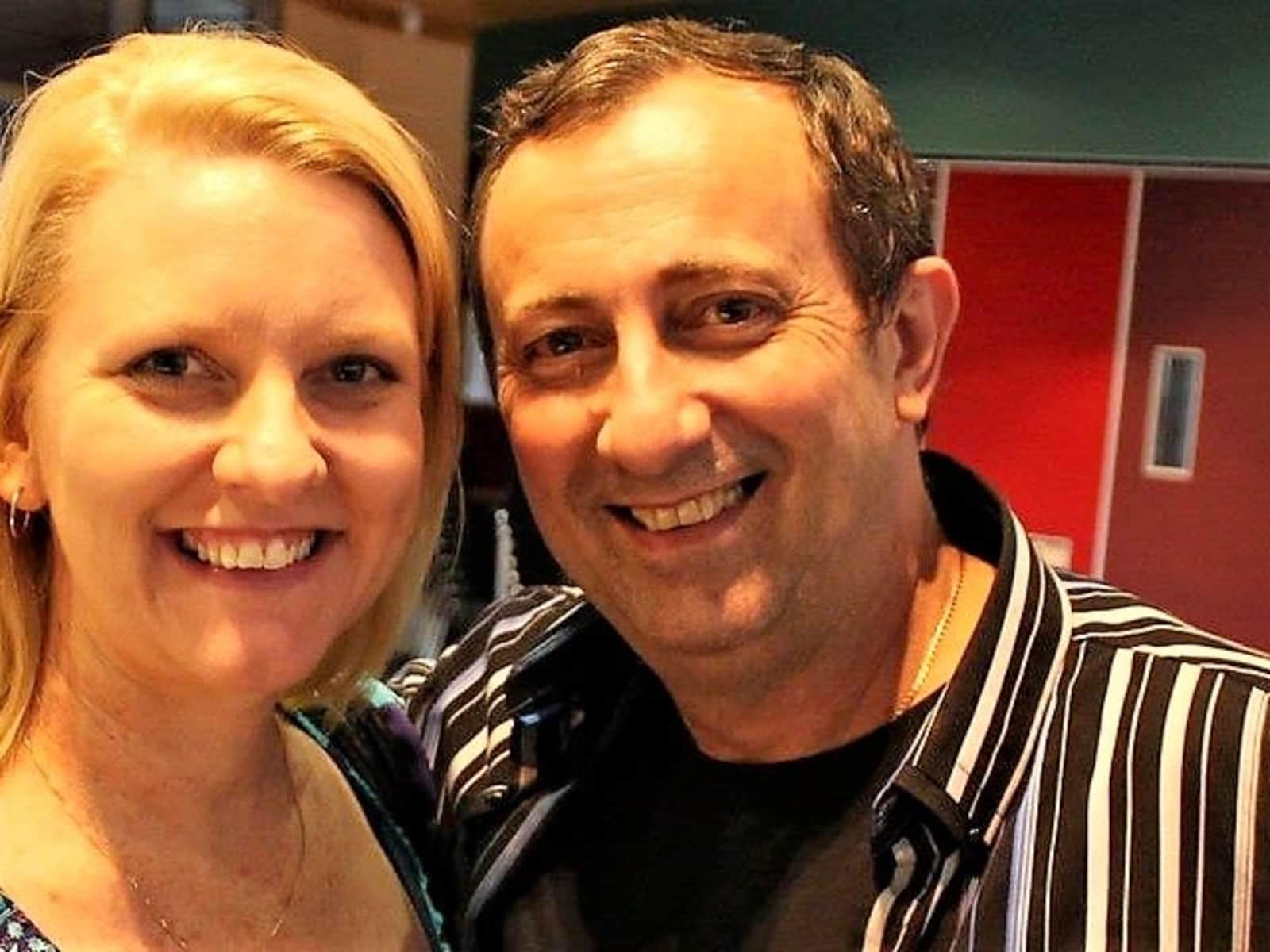 Mark & Zoe from Brisbane, Queensland, Australia