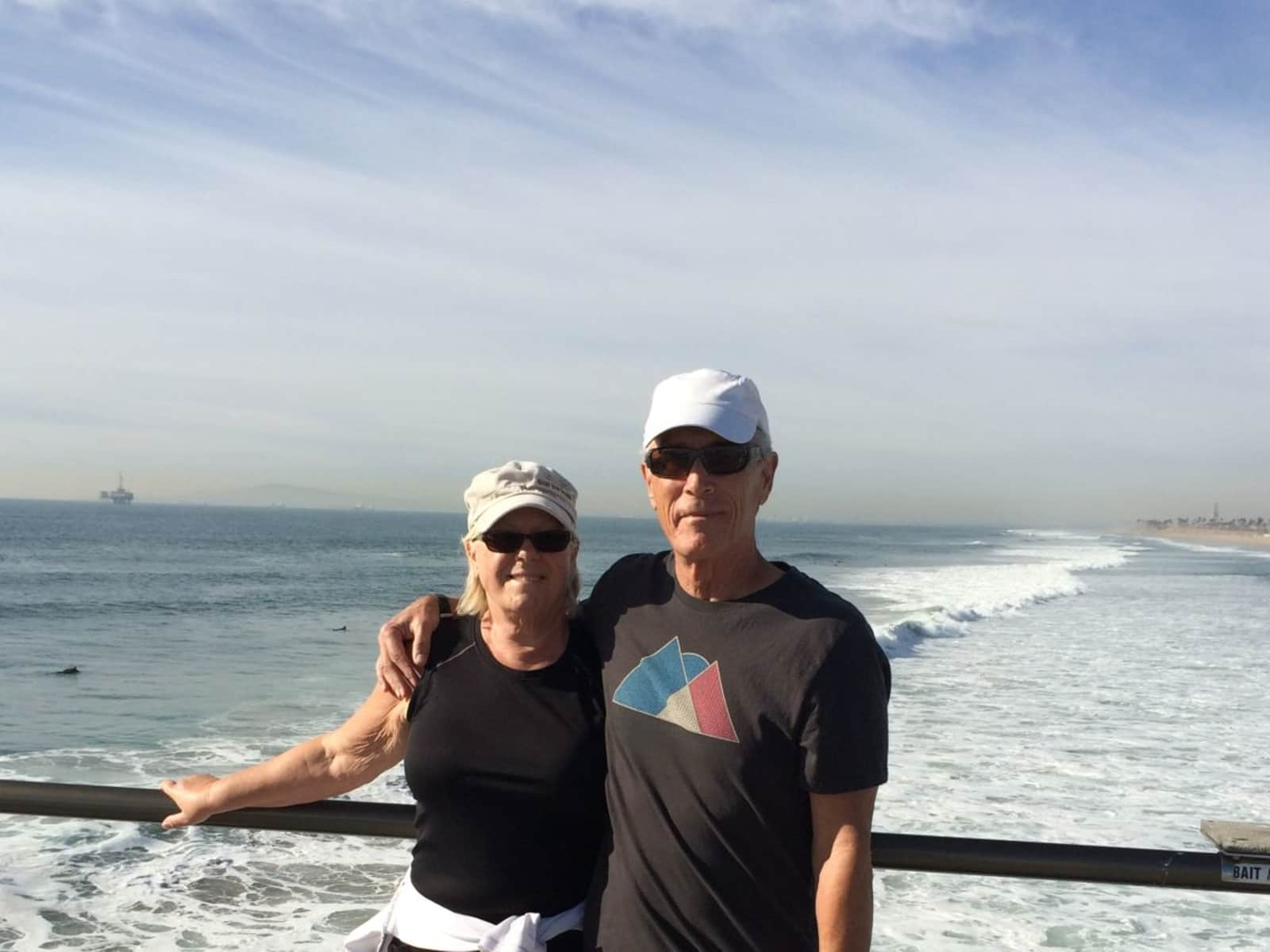 Christine & Jerry from Long Beach, California, United States