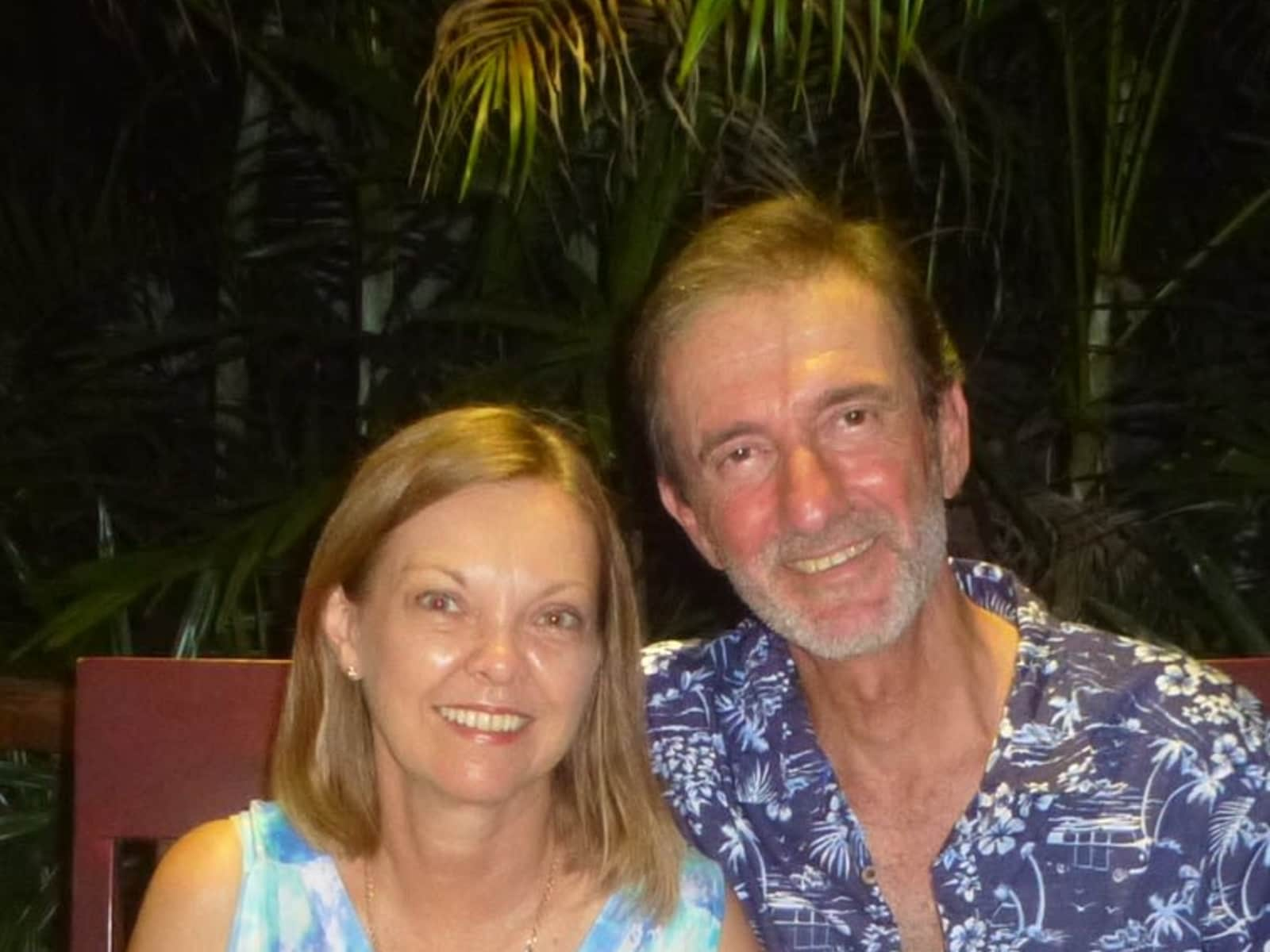Jan & Bill from Maroochydore, Queensland, Australia