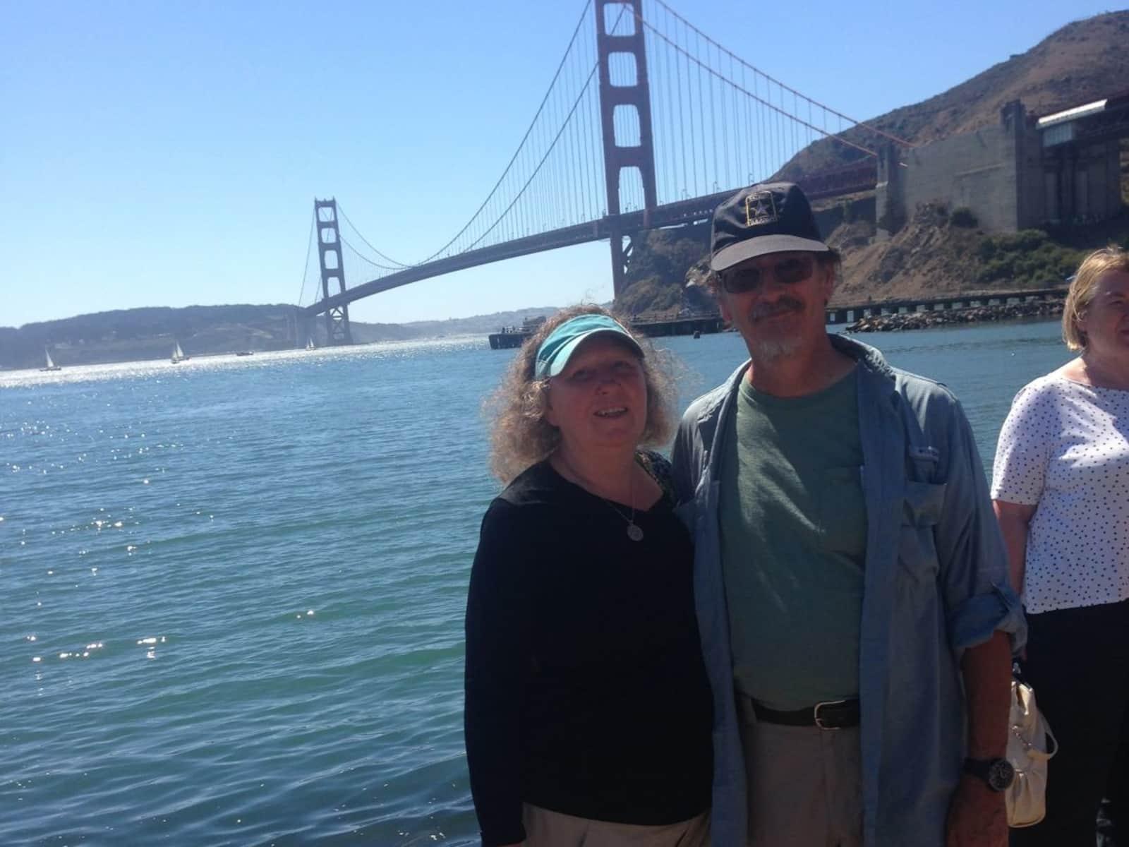 Gloria & Tom from Portland, Oregon, United States