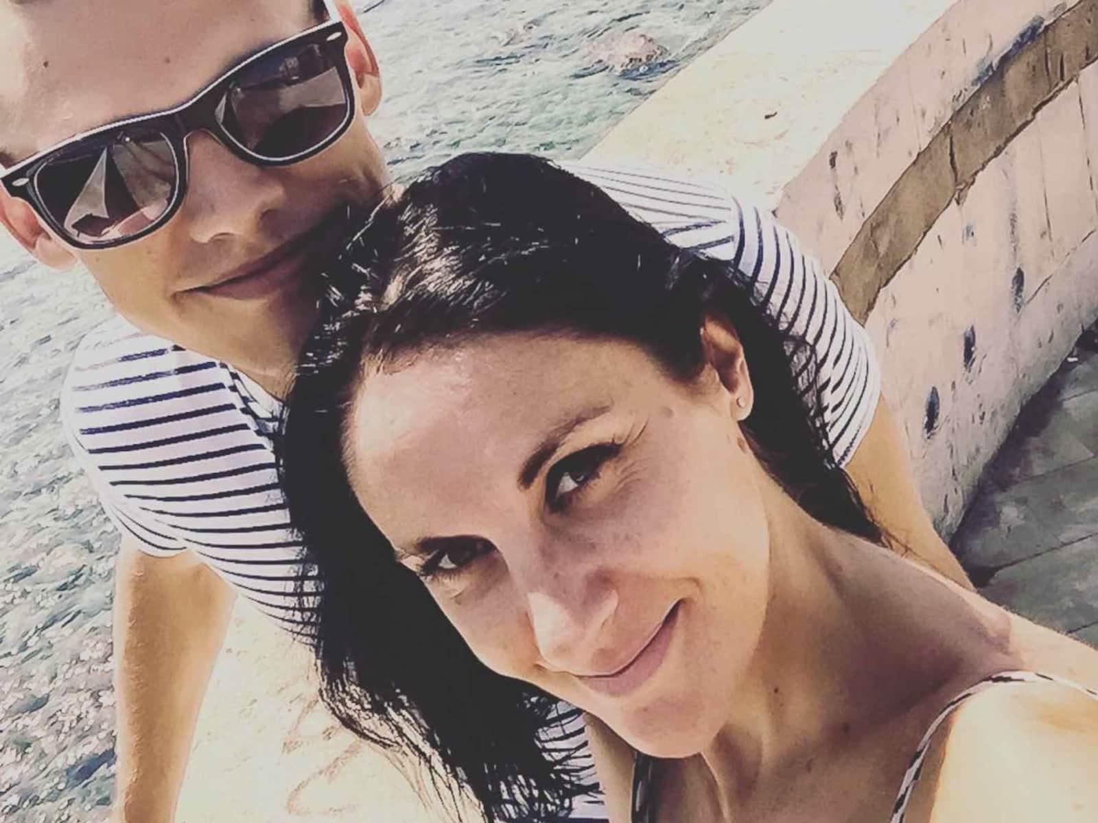 Emma & Nick from Melbourne, Victoria, Australia