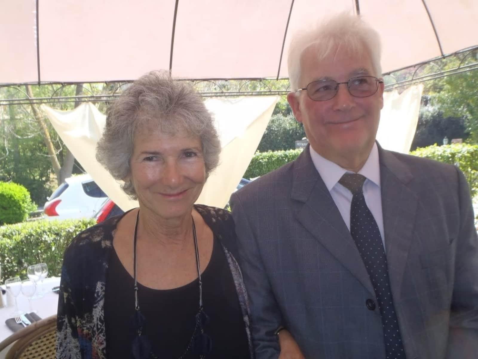 Penelope & David from Nice, France
