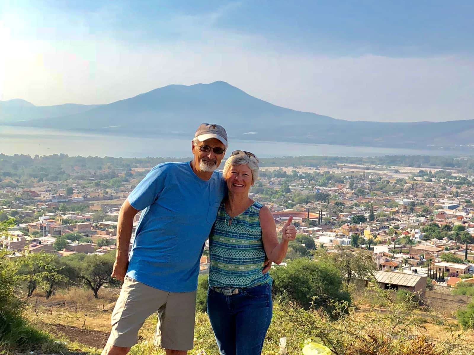 Robin & Greg from McCloud, California, United States