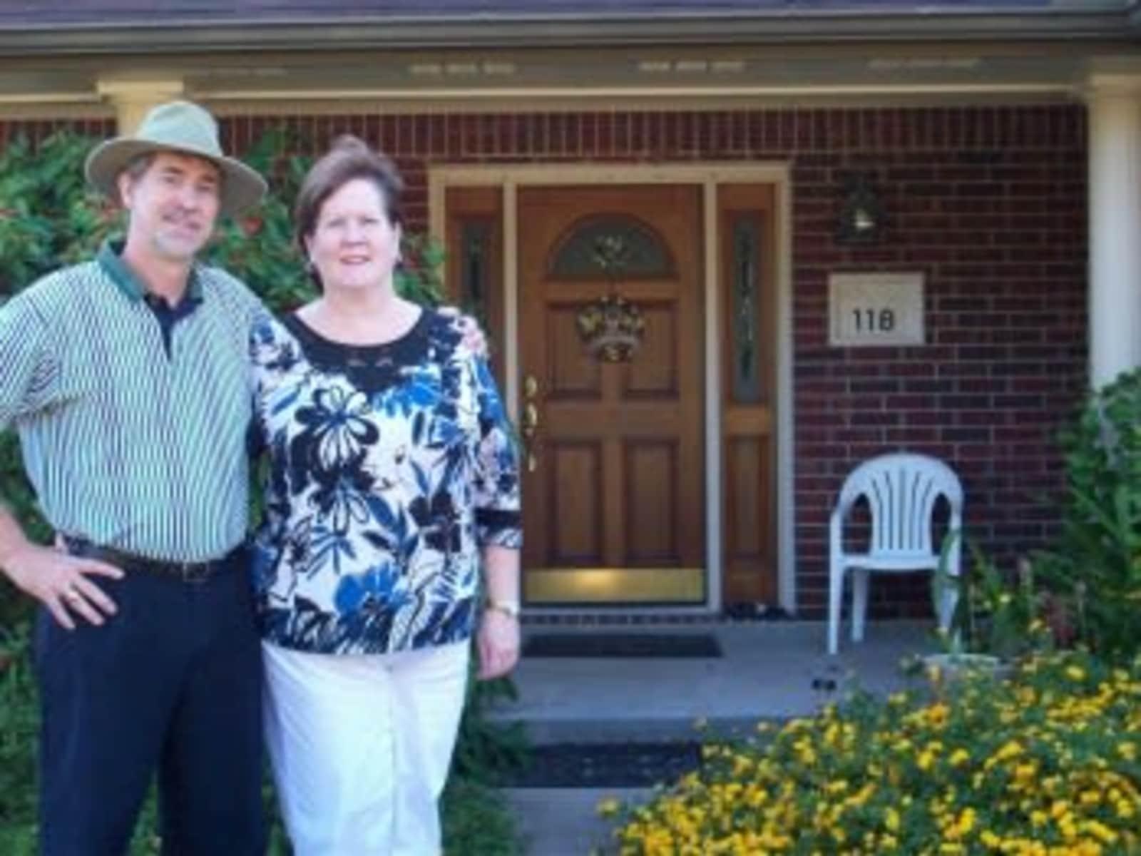 Jerry & Melani from Lake Jackson, Texas, United States