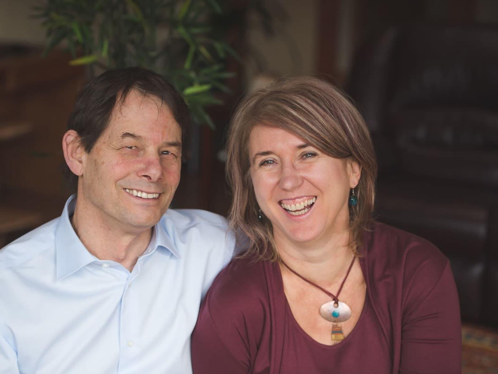 Rachel & Lars from Nelson, British Columbia, Canada