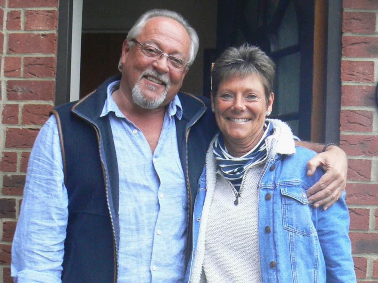 Christine & Mark from Wimborne Minster, United Kingdom