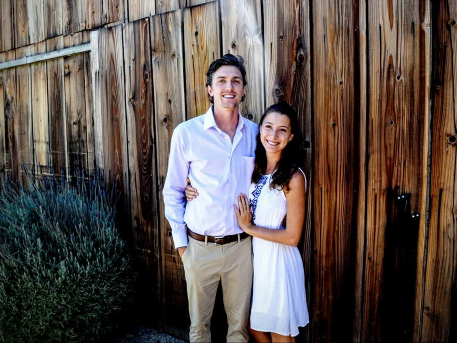 Morgan & Nick from Colorado Springs, Colorado, United States