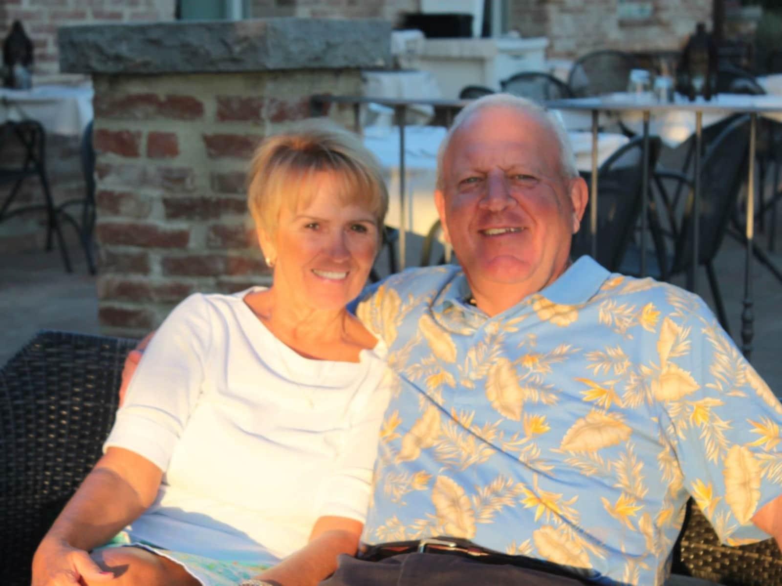 Bonnie & Gary from Gulf Shores, Alabama, United States