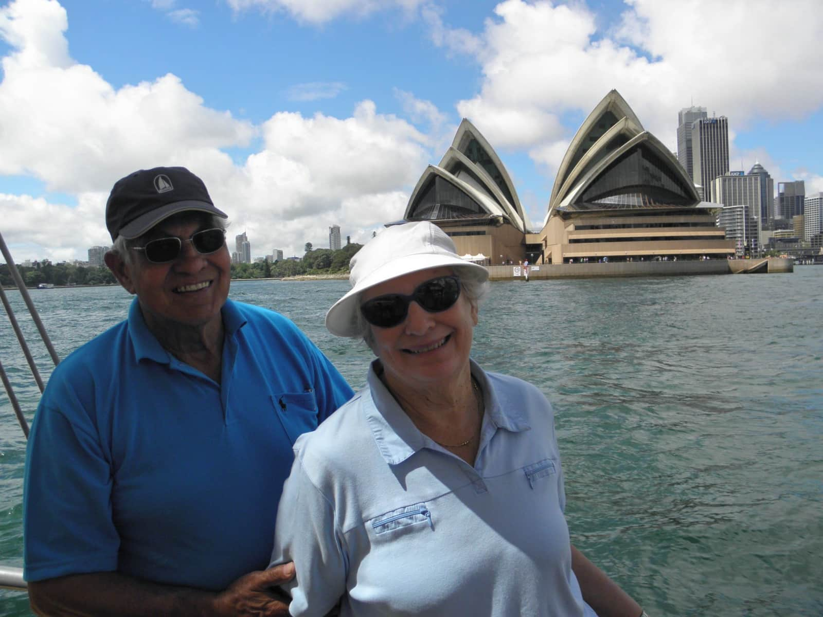 Helen & Ron from Toowoomba, Queensland, Australia