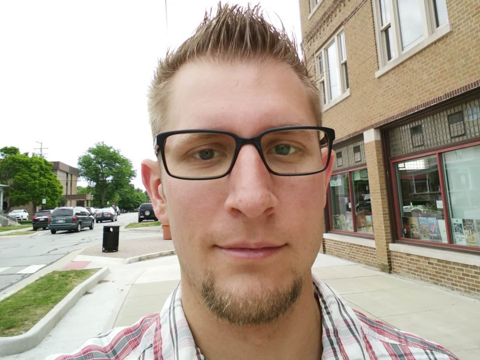 Mike from Valparaiso, Indiana, United States