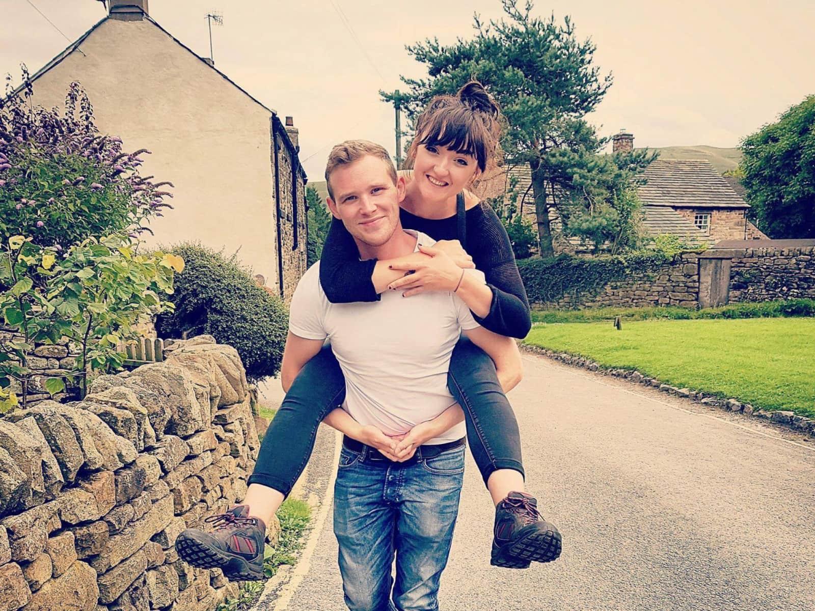 Tom & Jade from London, United Kingdom