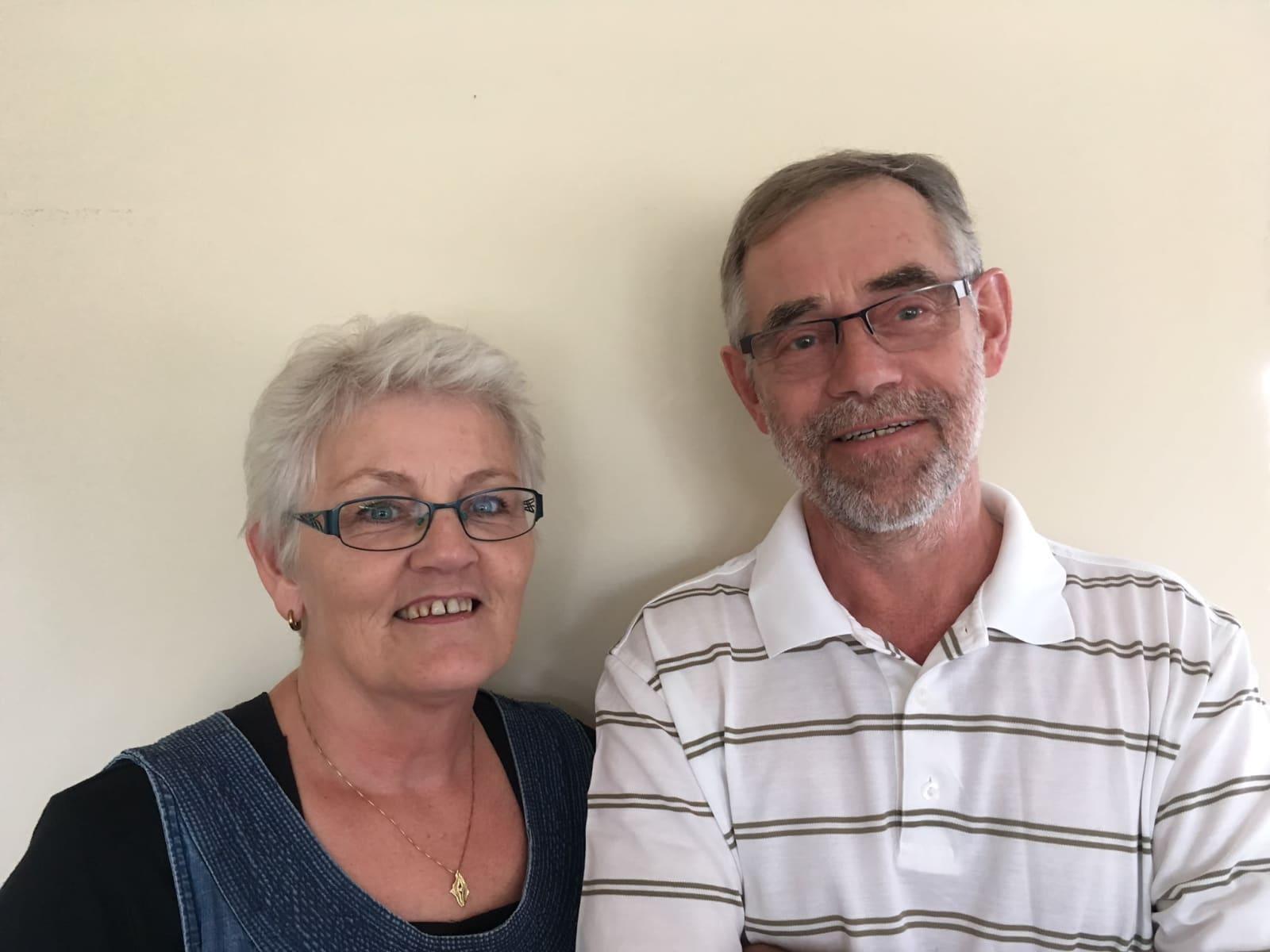 Svandis & Sigurdur from Brisbane, Queensland, Australia