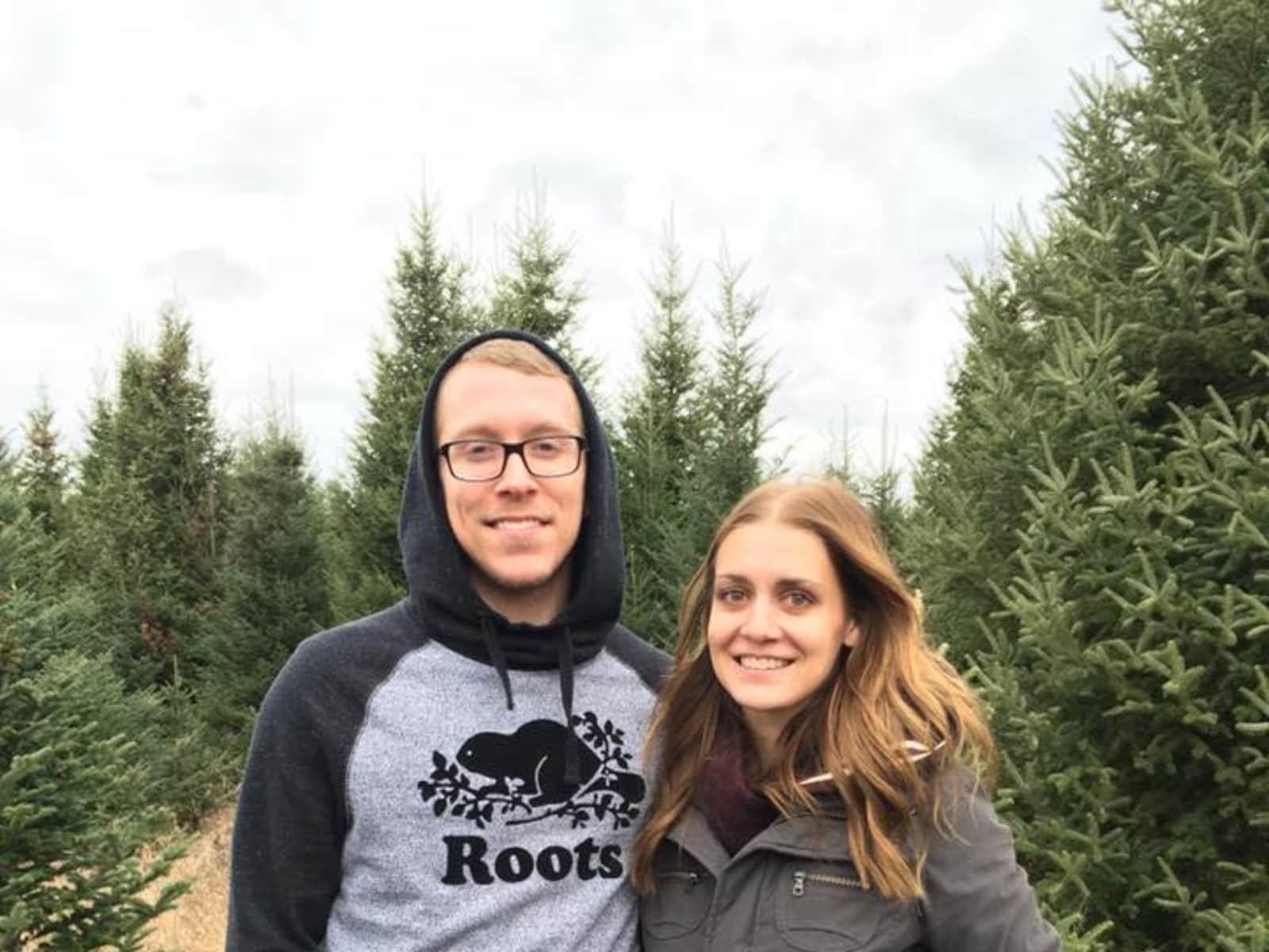 Mackenzie & Ryan from Dublin, Ireland