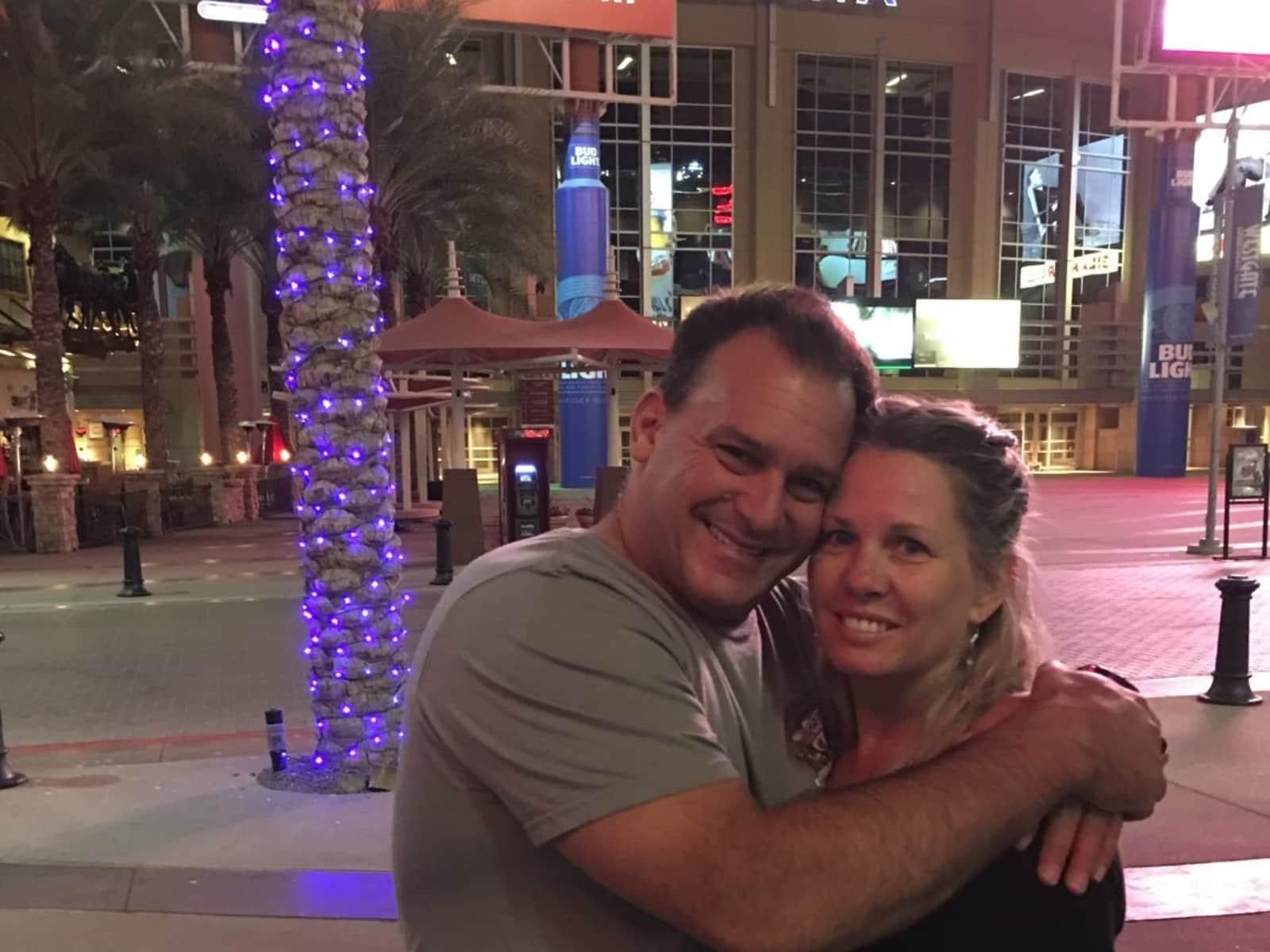 Debra & Micheal from Goodyear, Arizona, United States