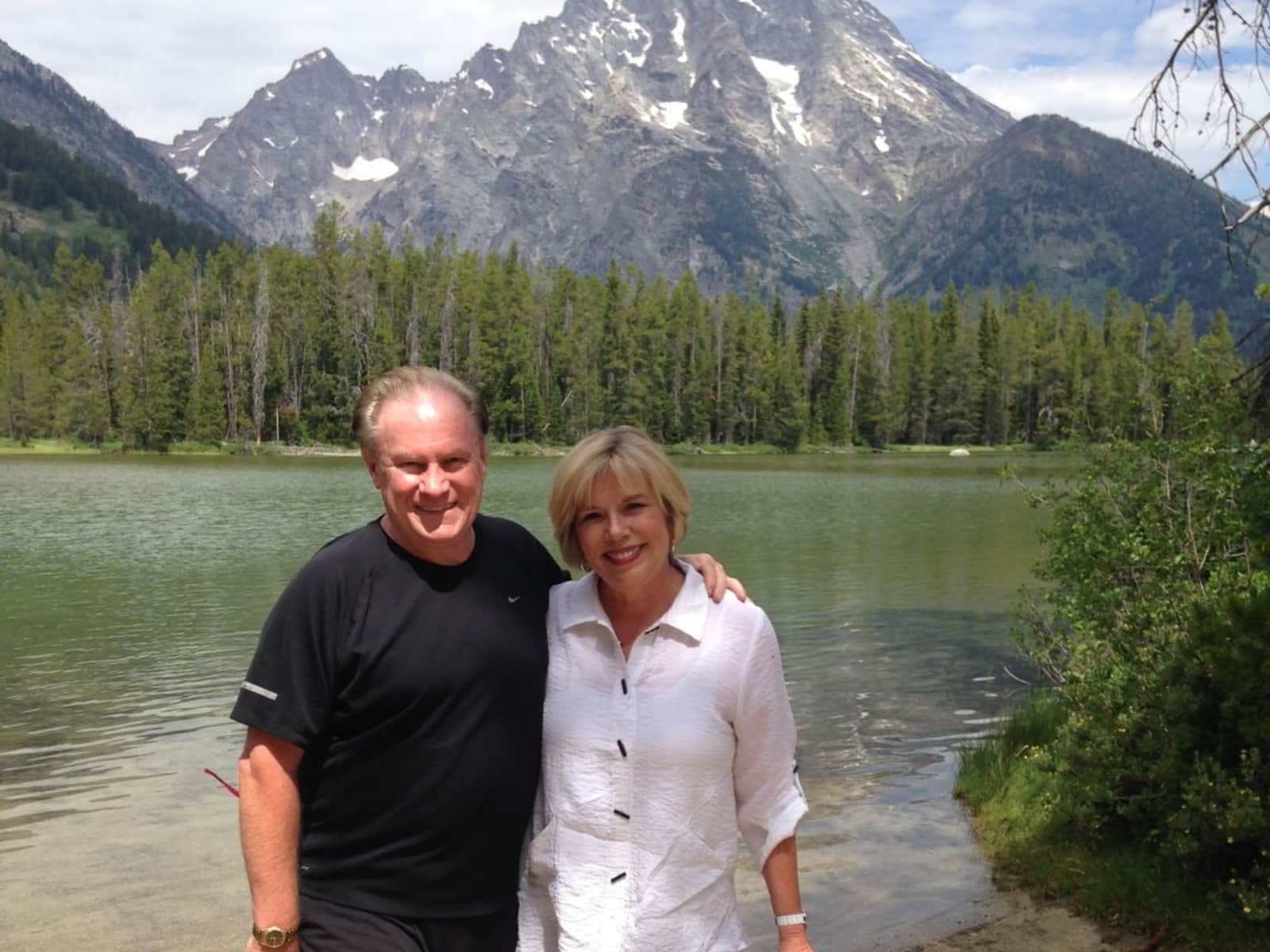 Lynn & Tom from Danville, California, United States