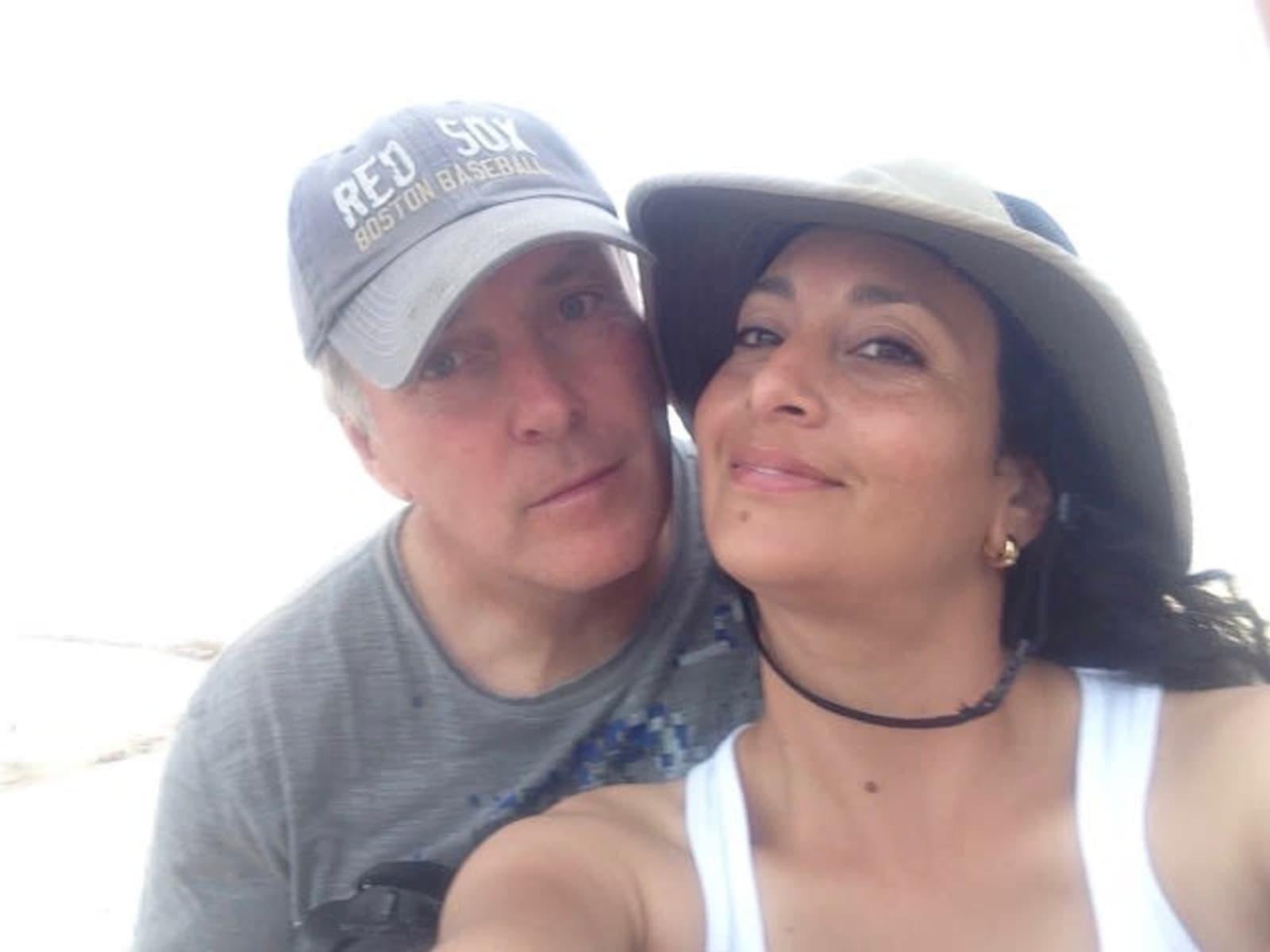 Joe & Andrea from Sherwood Park, Alberta, Canada