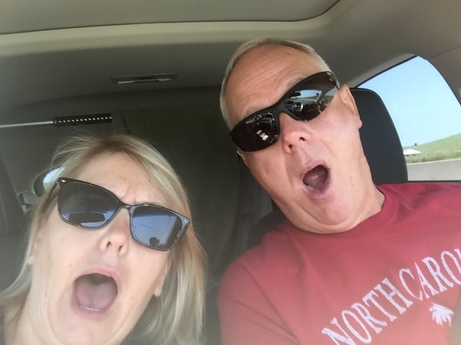 Sarah & Mike from Pinehurst, North Carolina, United States