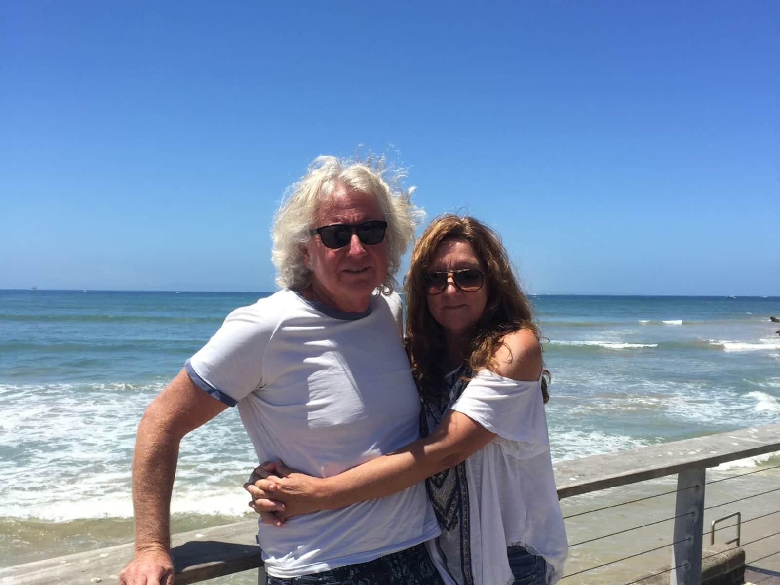 Lesley & Peter from Bellarine, Victoria, Australia