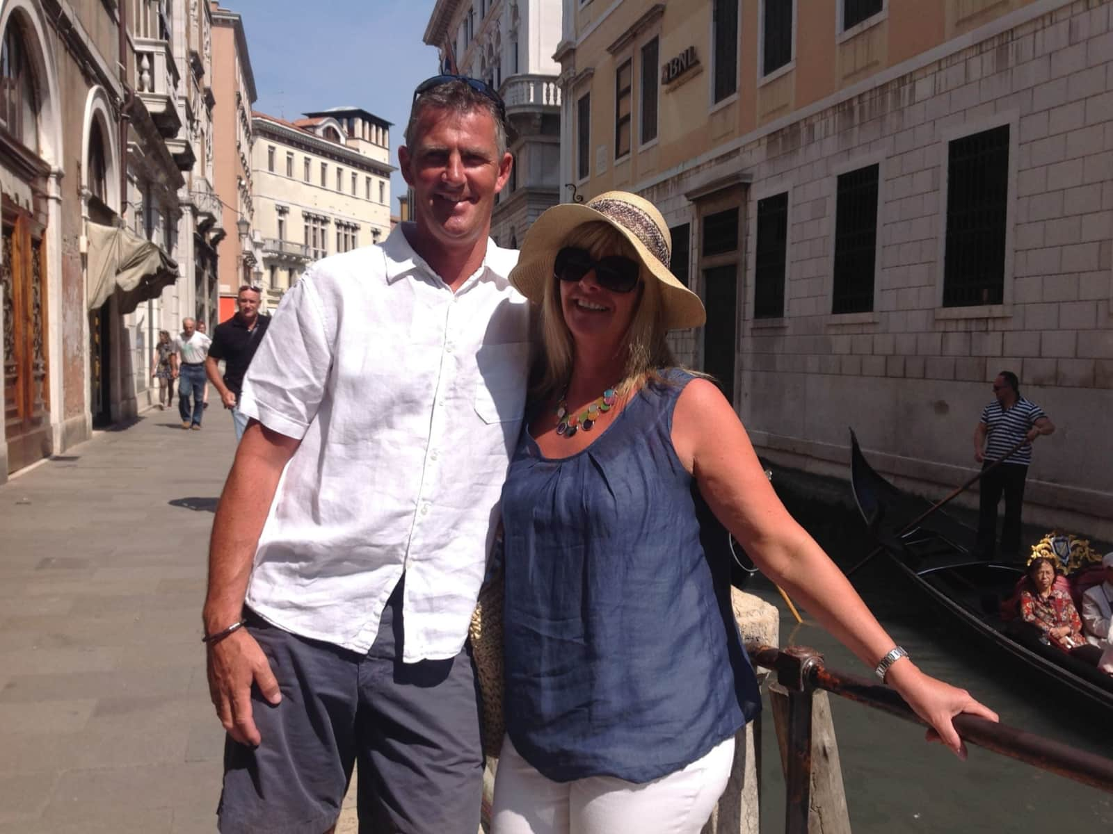 Alison & Nick from Exmouth, United Kingdom