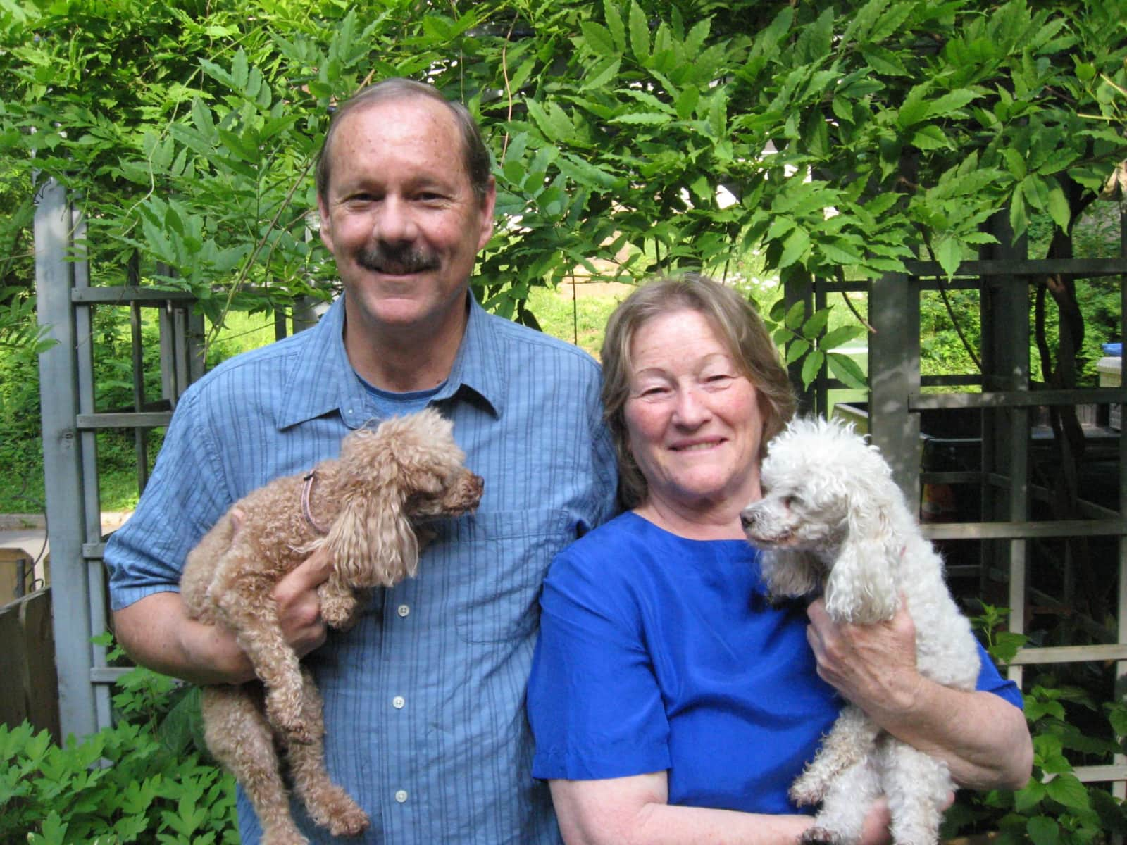 William and jane & William from Asheville, North Carolina, United States