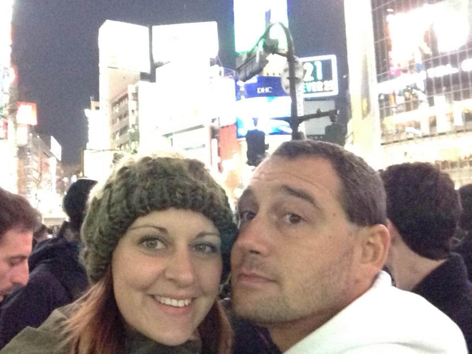 Sara & Nicak from San Francisco, California, United States