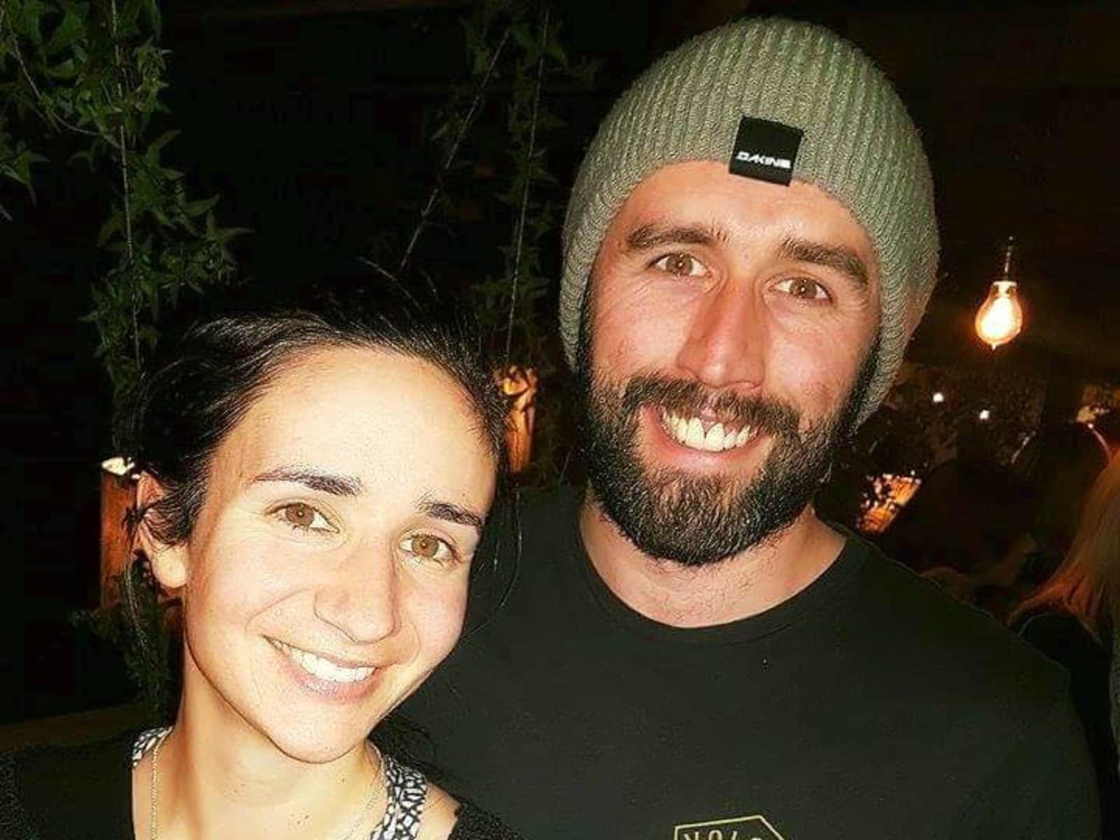 Anna & Gary from Queenstown, New Zealand