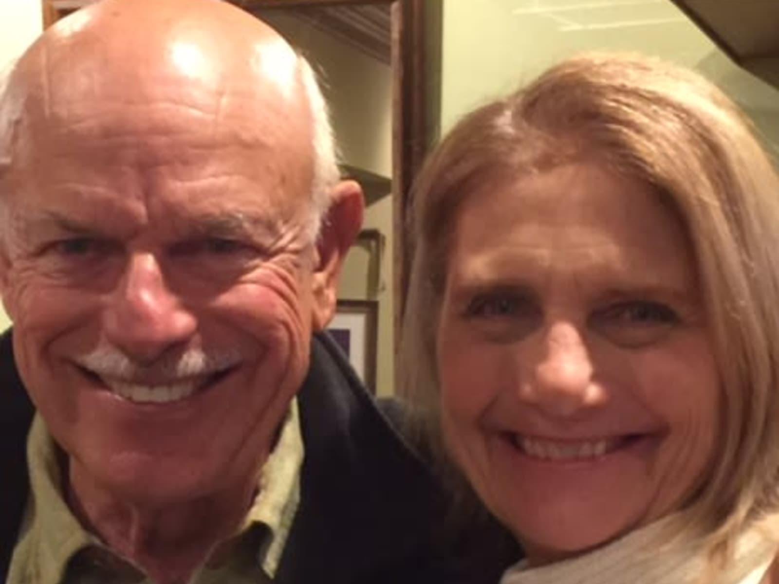 Diane & Tom from Cincinnati, Ohio, United States