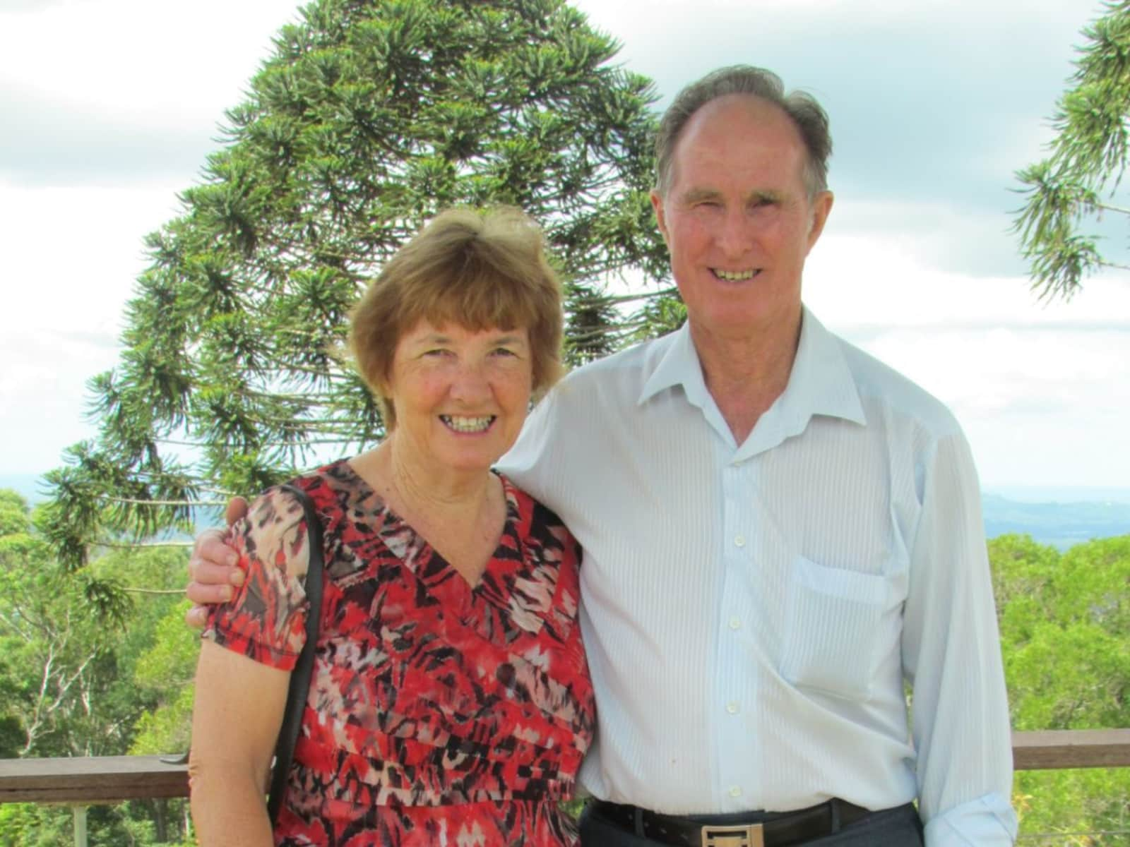 Janine & Allan from Mapleton, Queensland, Australia