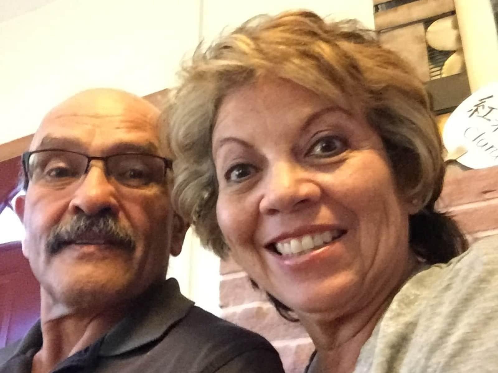 George & Clara from Denver, Colorado, United States