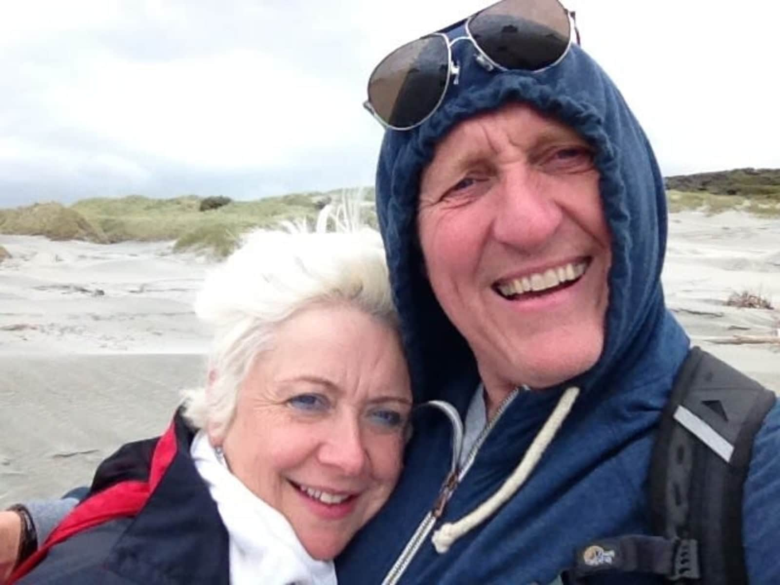 Julie & Graham from Winchester, United Kingdom