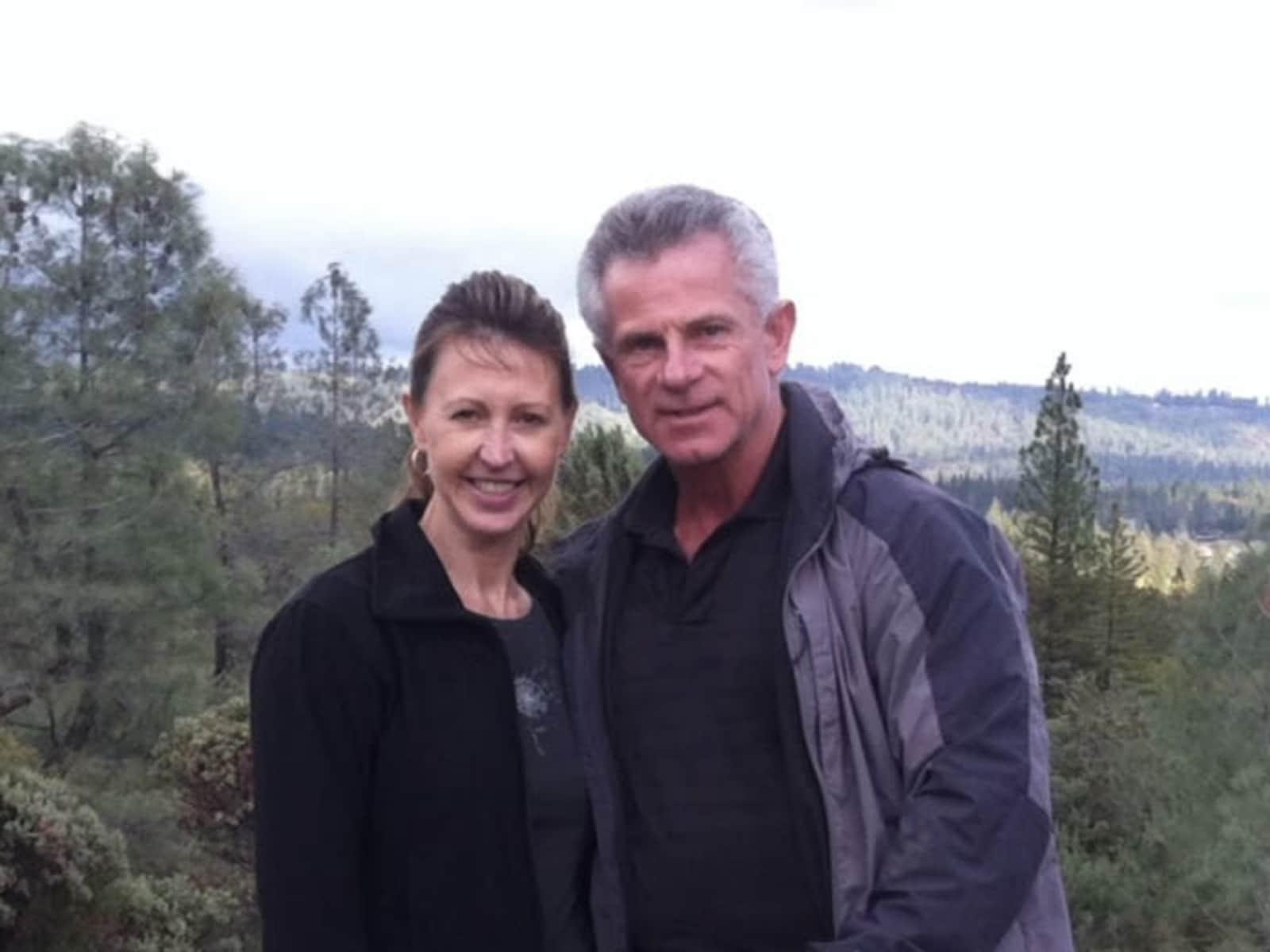 Tanya & David from Sacramento, California, United States