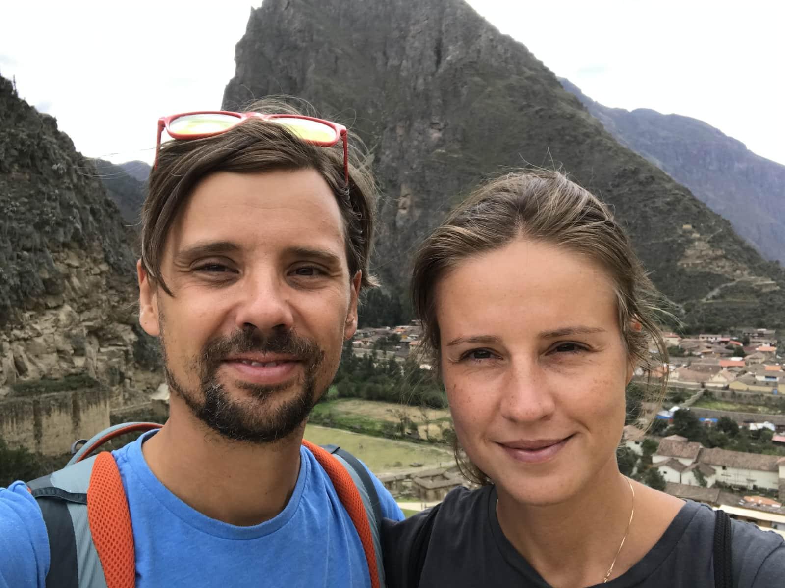 Istvan & Klaudia from Budapest, Hungary