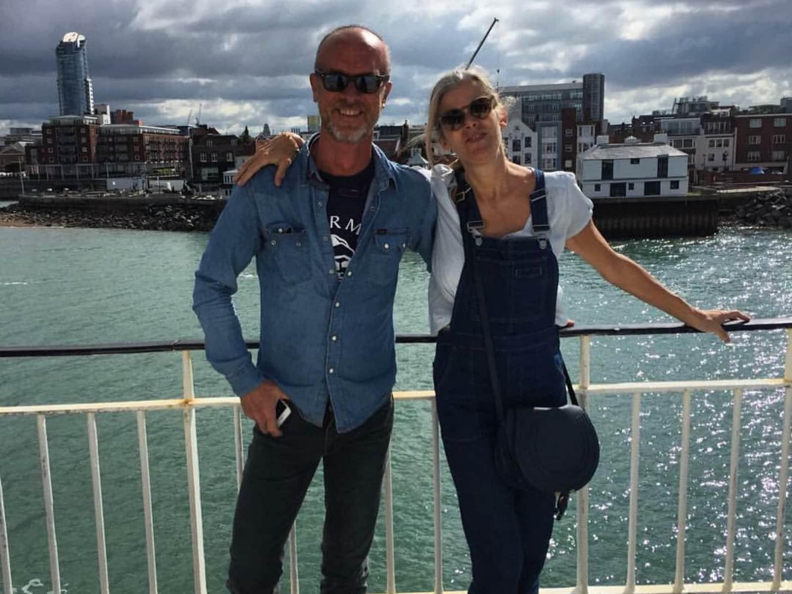 Elisa & Dominic from London, United Kingdom