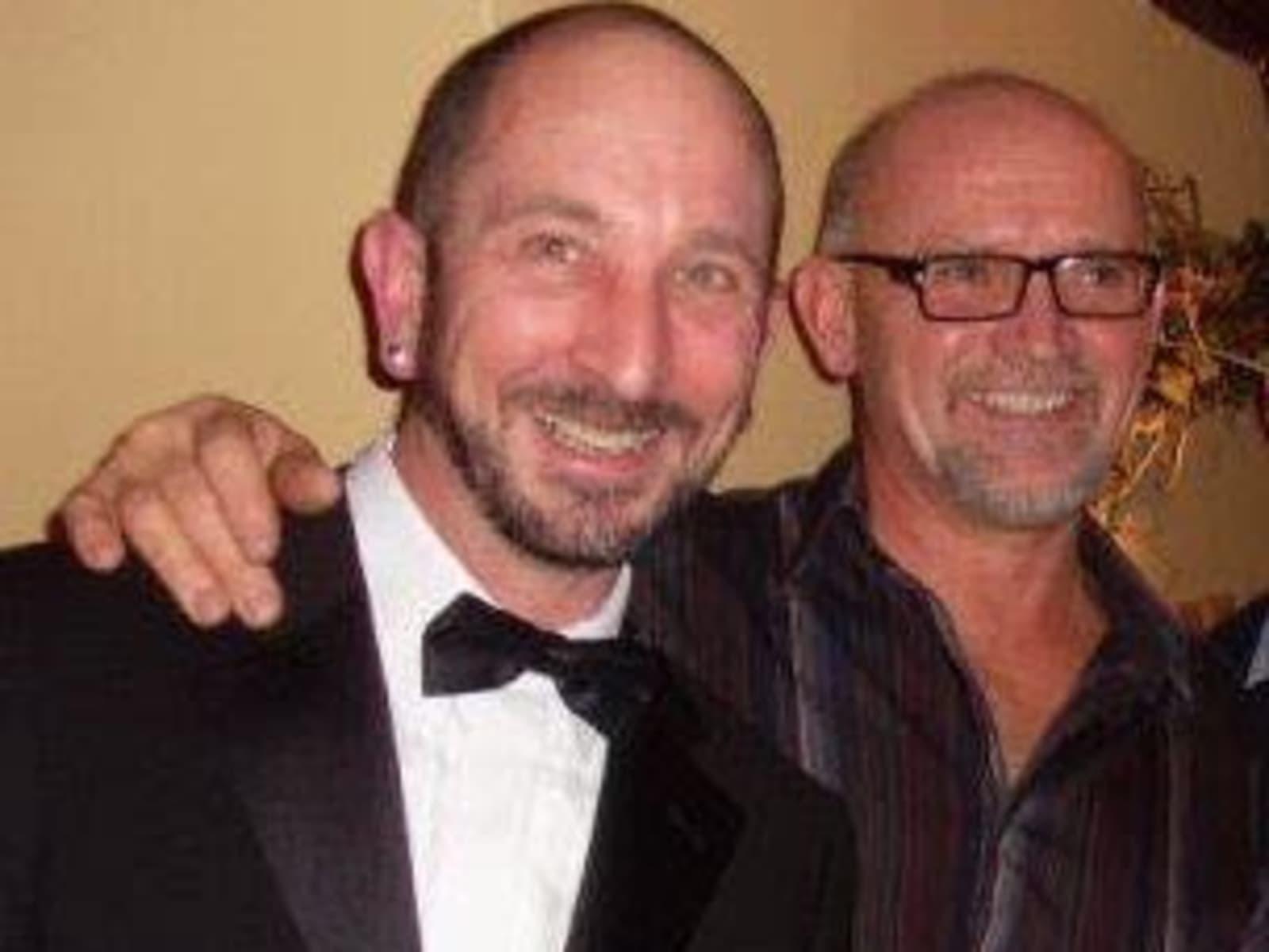 David & Paul from Stoke by Nayland, United Kingdom