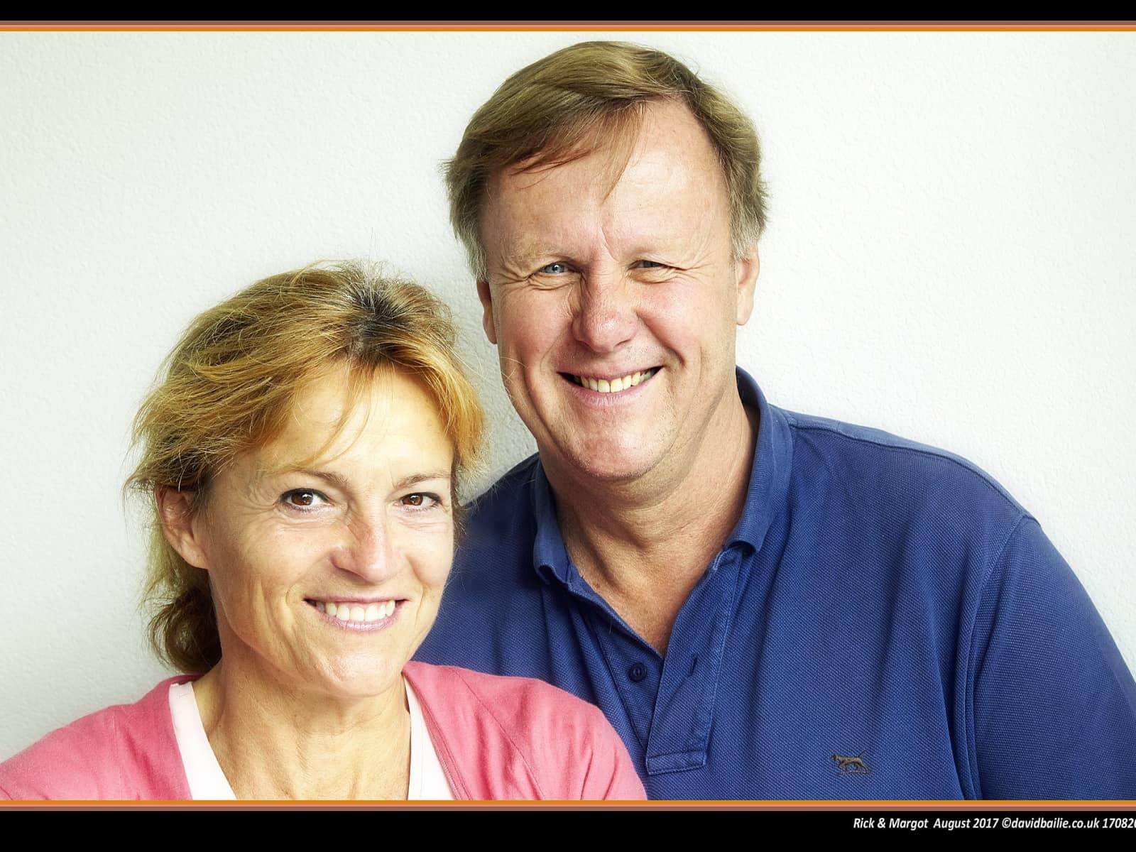 Rick & Margot from The Hague, Netherlands