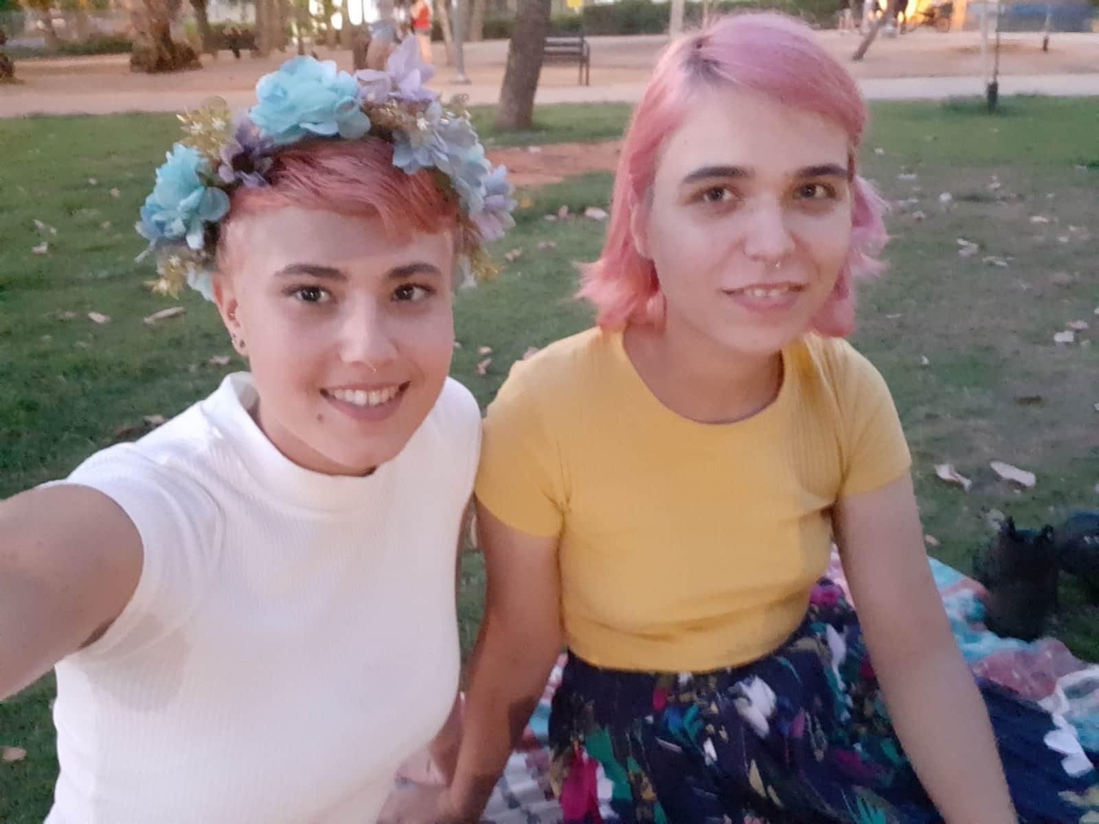 Noam & Arbel from Tel Aviv, Israel