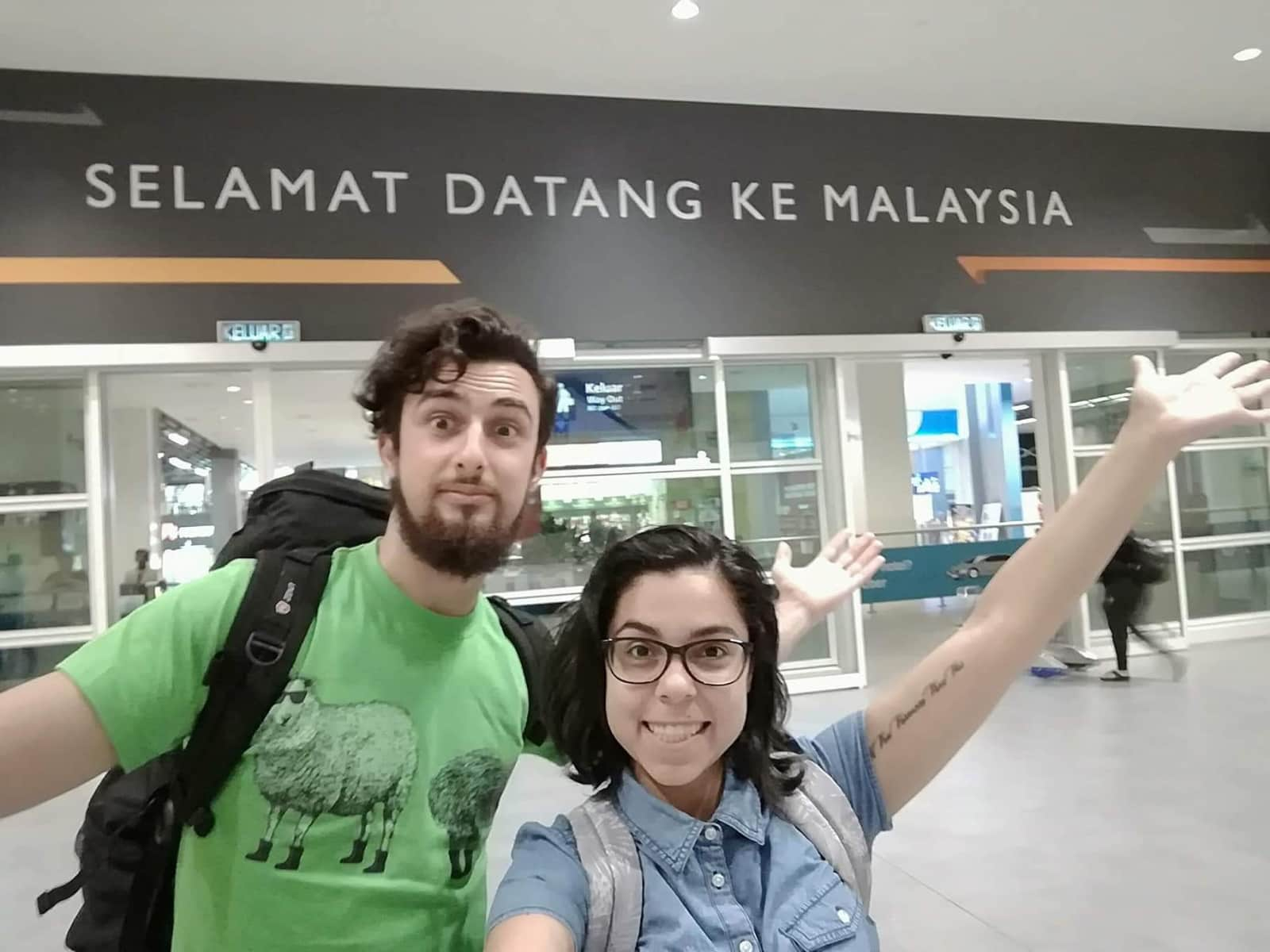 Ana & Agustin from Krabi, Thailand